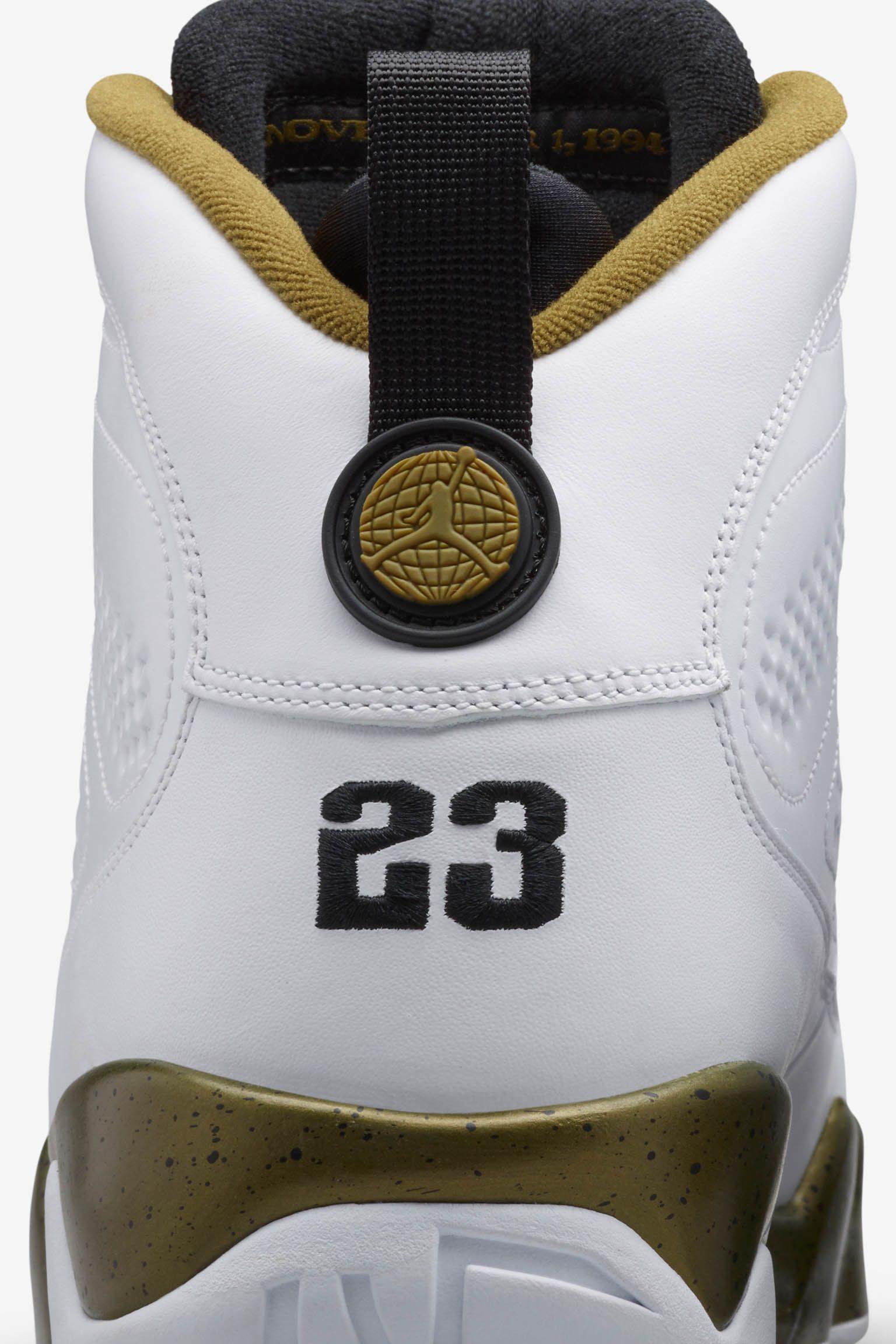 Air Jordan 9 Retro 'Statue' Release Date