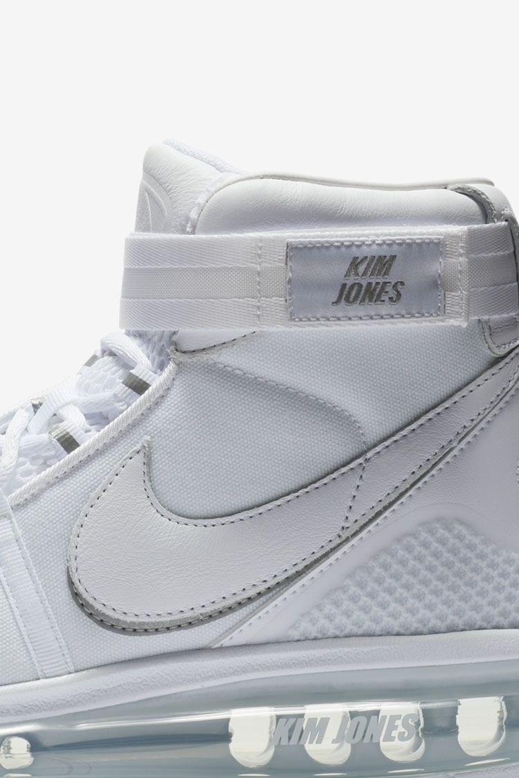 Nike Air Max 360 High Kim Jones 'White & Black' Release Date
