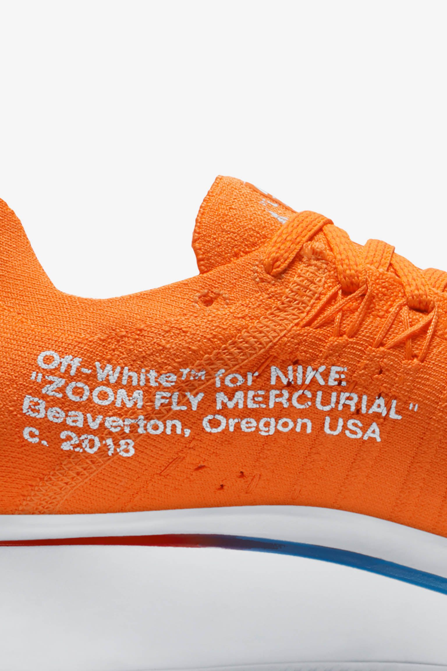 5cc6e45dbb33b3 Signature Off-White branding and a gradient design on the midsole celebrate  the boldness of this stunning collaboration.