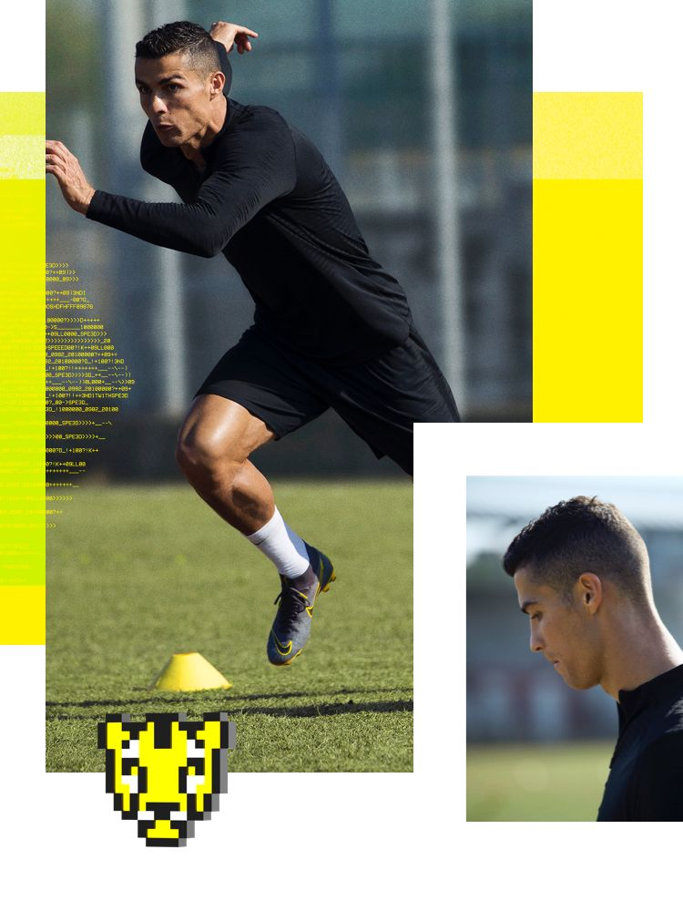 Training Unlocked With CR7