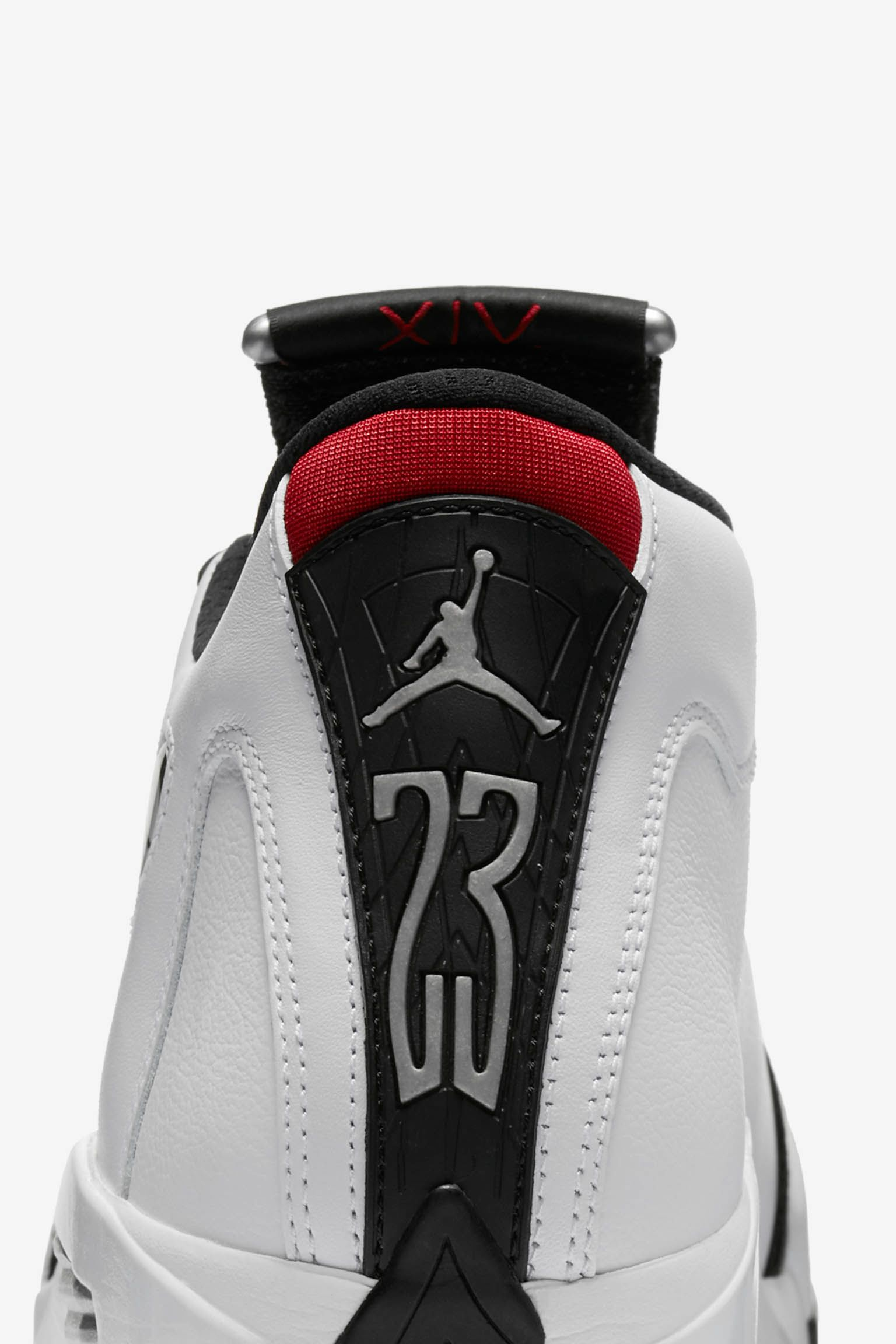 Air Jordan 14 Retro  Black Toe . Nike+ SNKRS c90befa928fe