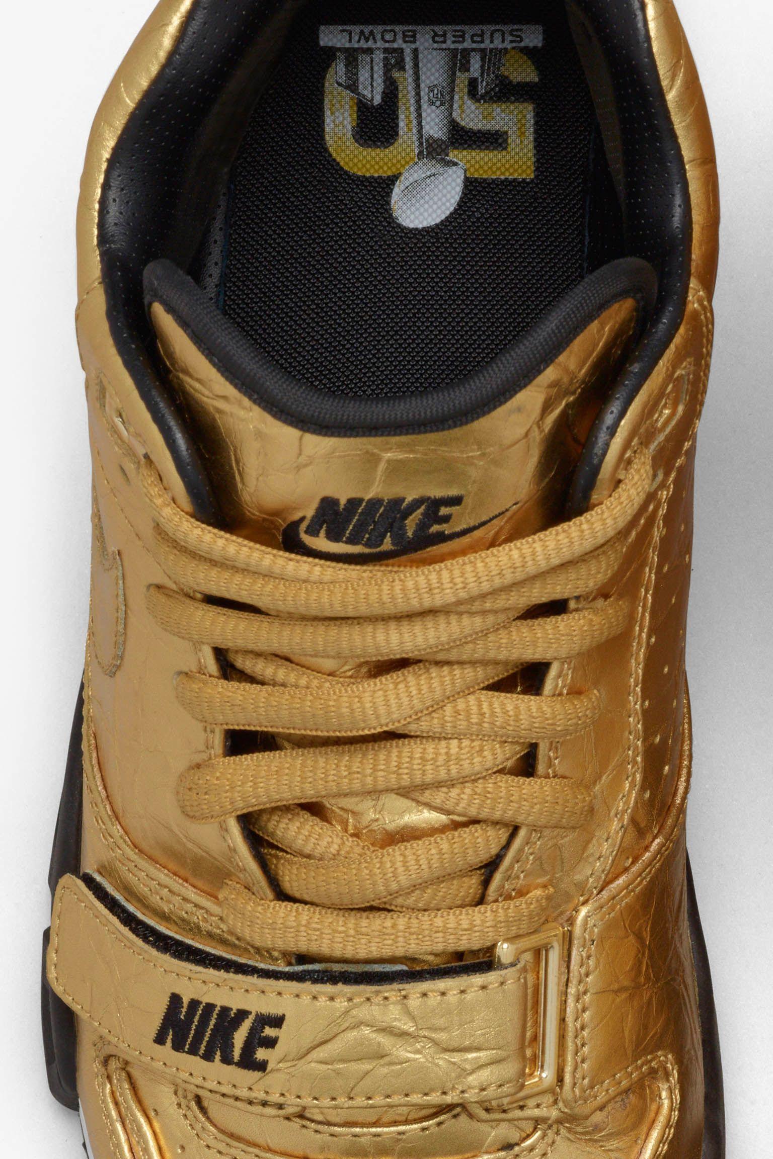 Nike SB50 Nike Air Trainer 1 'Metallic Gold'