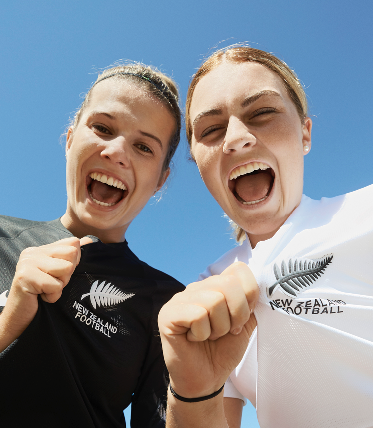New Zealand Women's National Team 2019