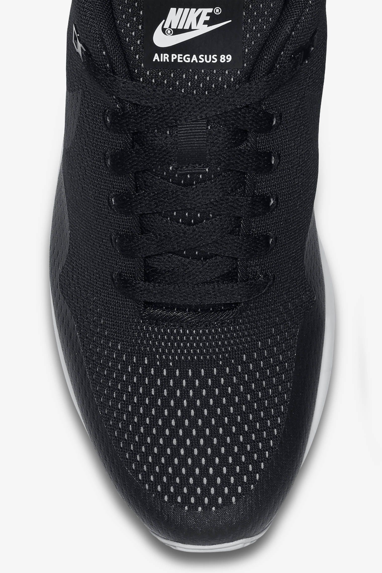 Nike Air Pegasus 89 Engineered 'Black & Wolf Grey'