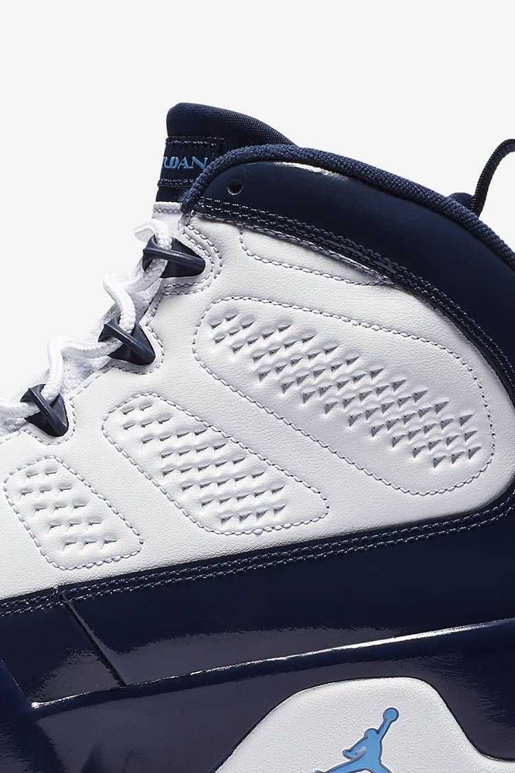 Air Jordan 9 Retro UNC 'Midnight Navy' Release Date