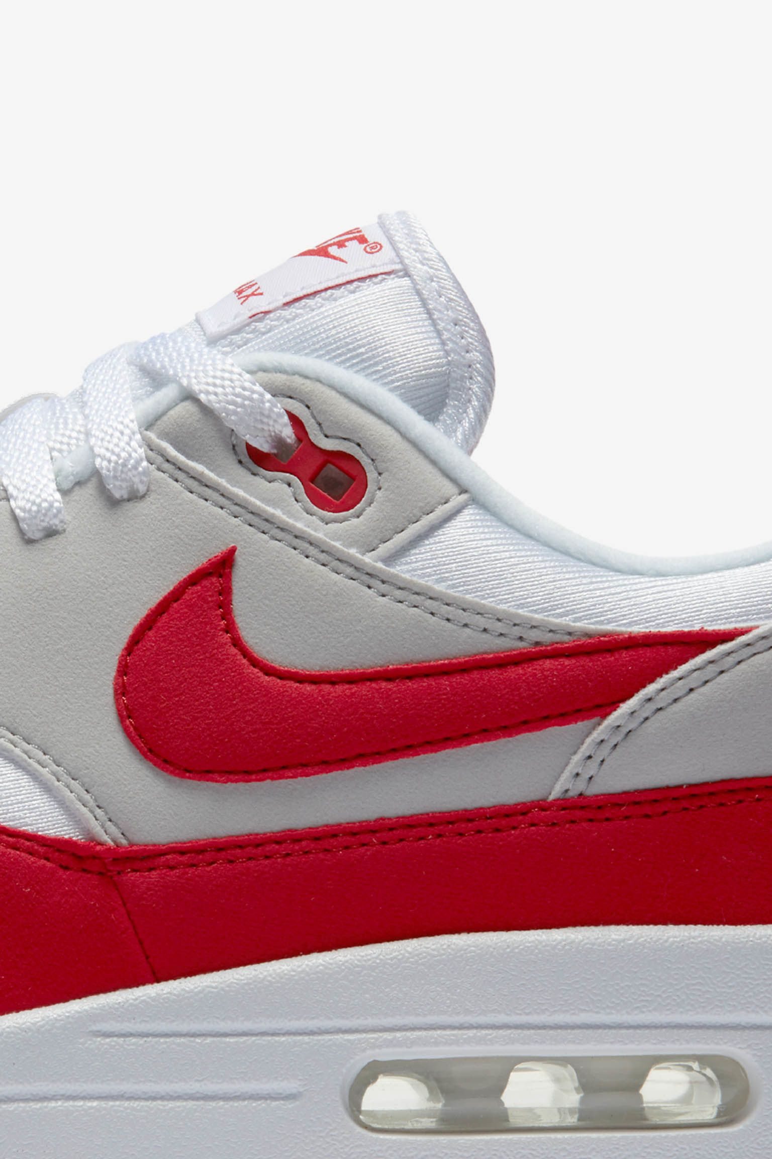 great fit classic fit official photos release date nike air max one red b4cba dc539