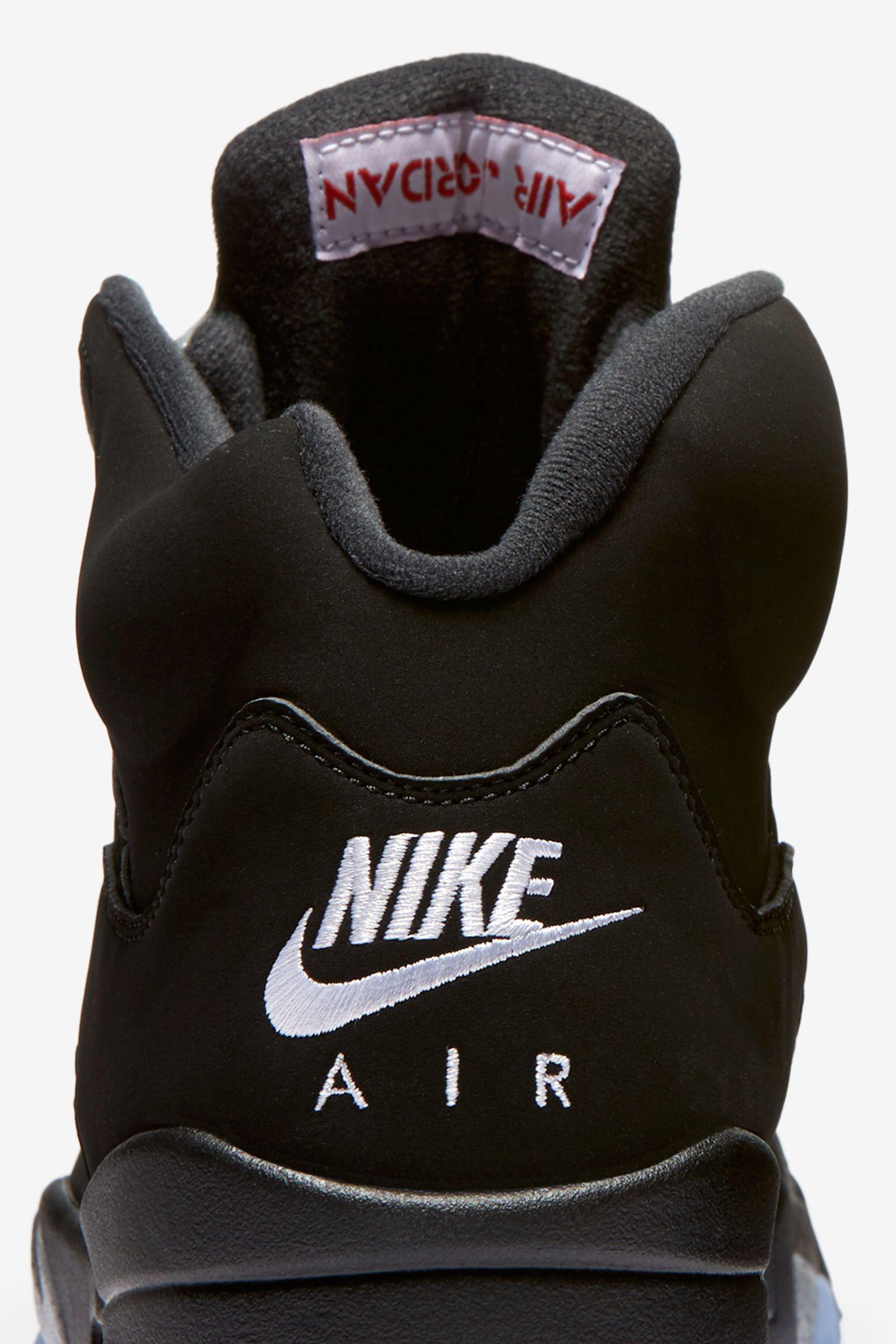 Air Jordan 5 'Metallic Silver' Release Date