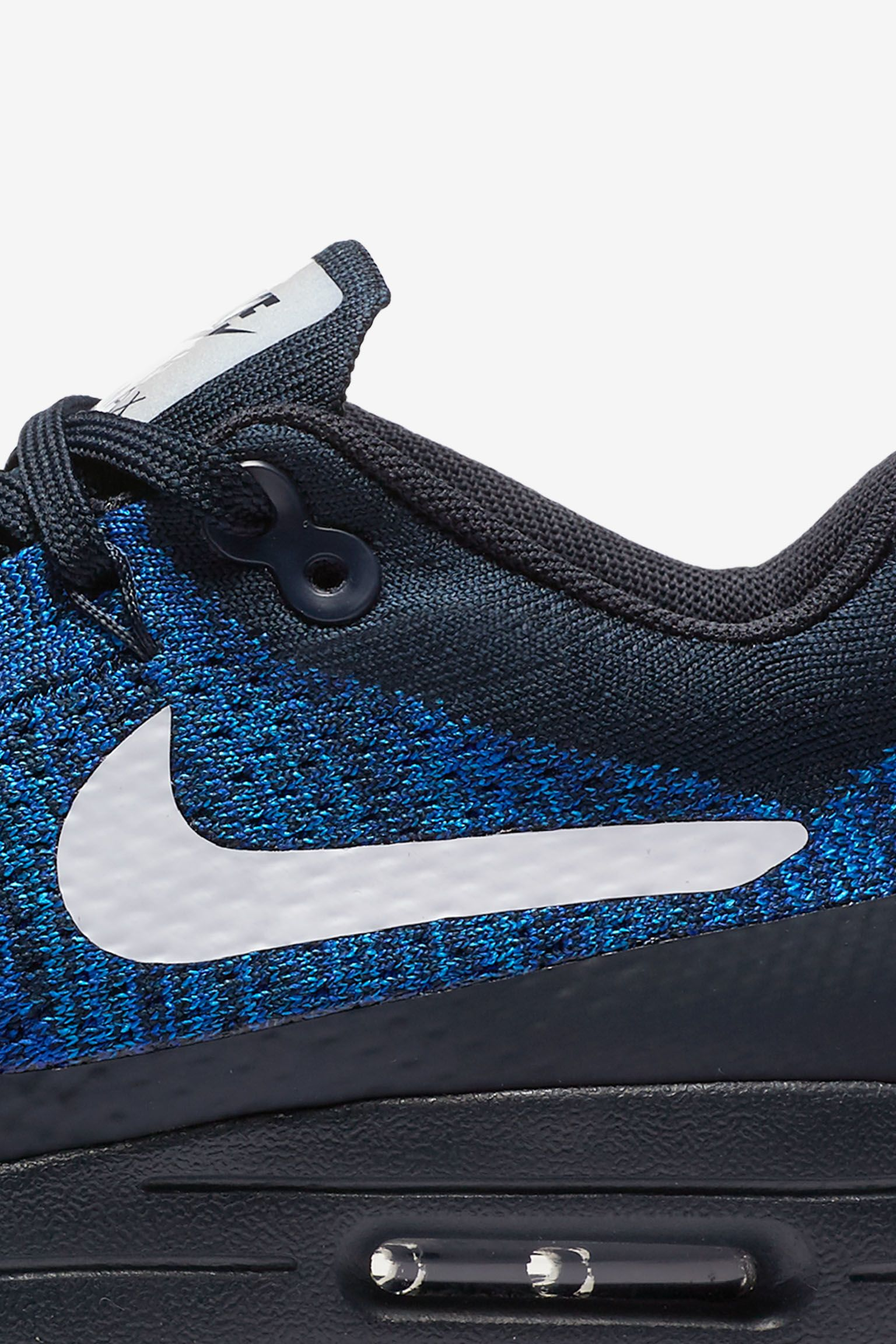 National Air: Women's Nike Air Max 1 Ultra Flyknit 'Racer Blue'