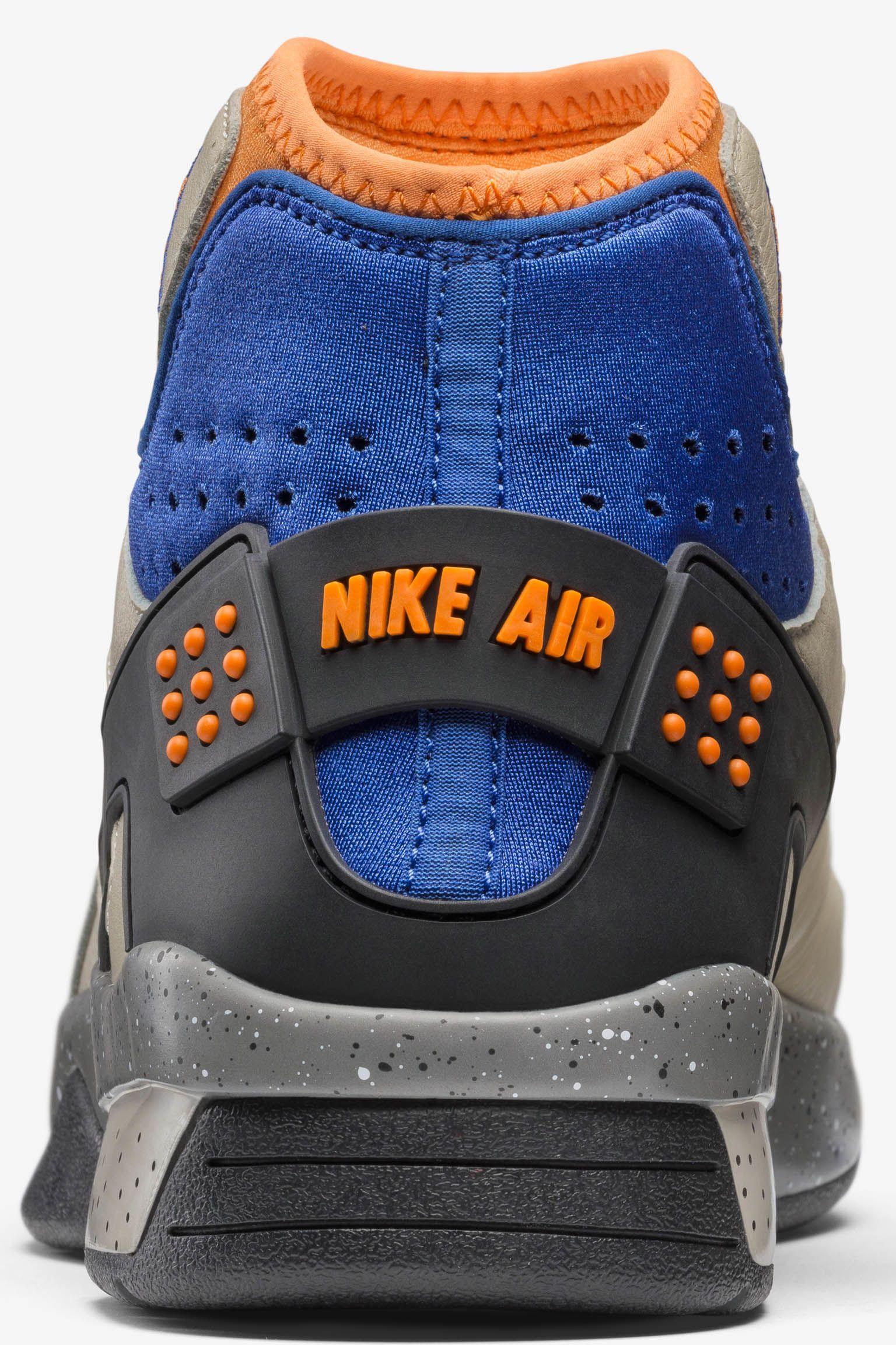 Nike Air Mowabb 'Rattan & Birch-Bright Mandarin'