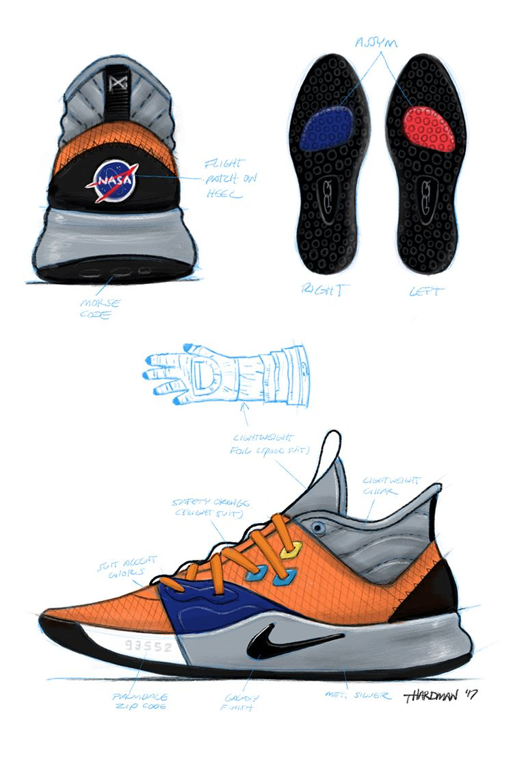 Behind The Design: PG3 X NASA