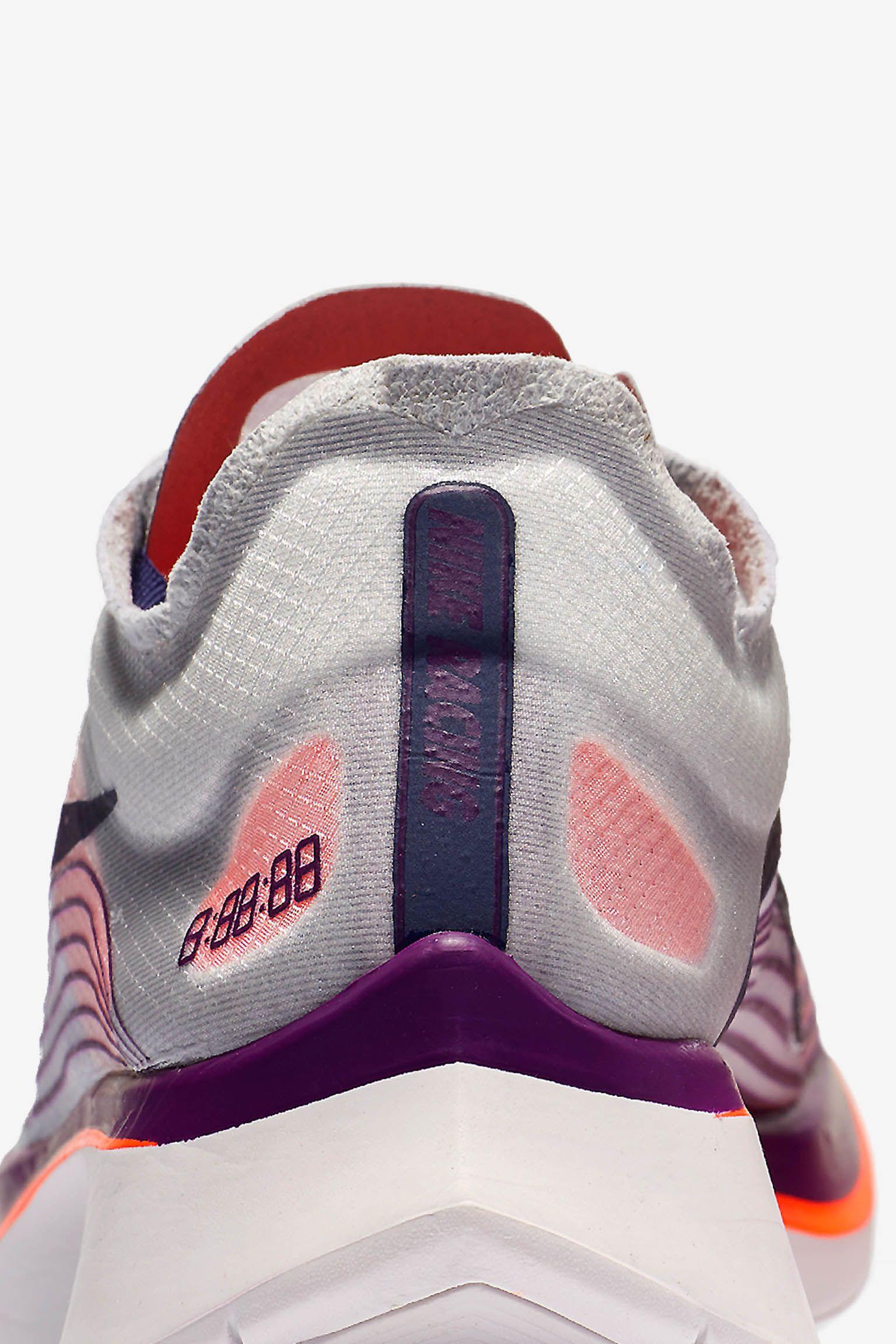 Nike Zoom Fly 'Neutral Indigo & Total Crimson' Release Date
