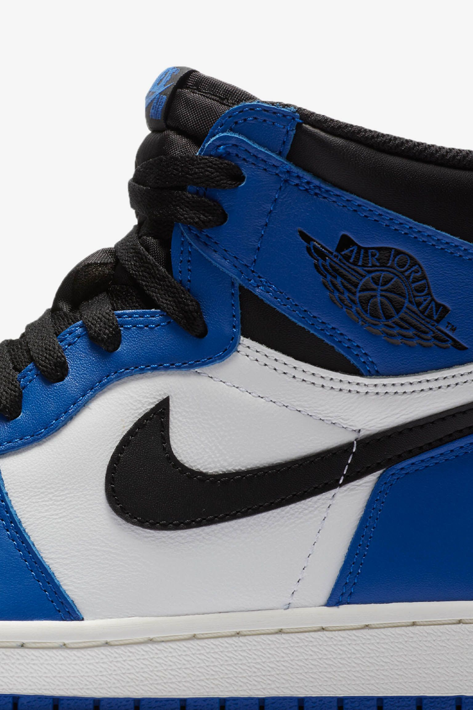 Air Jordan 1 'Game Royal & Black & Summit White' Release Date