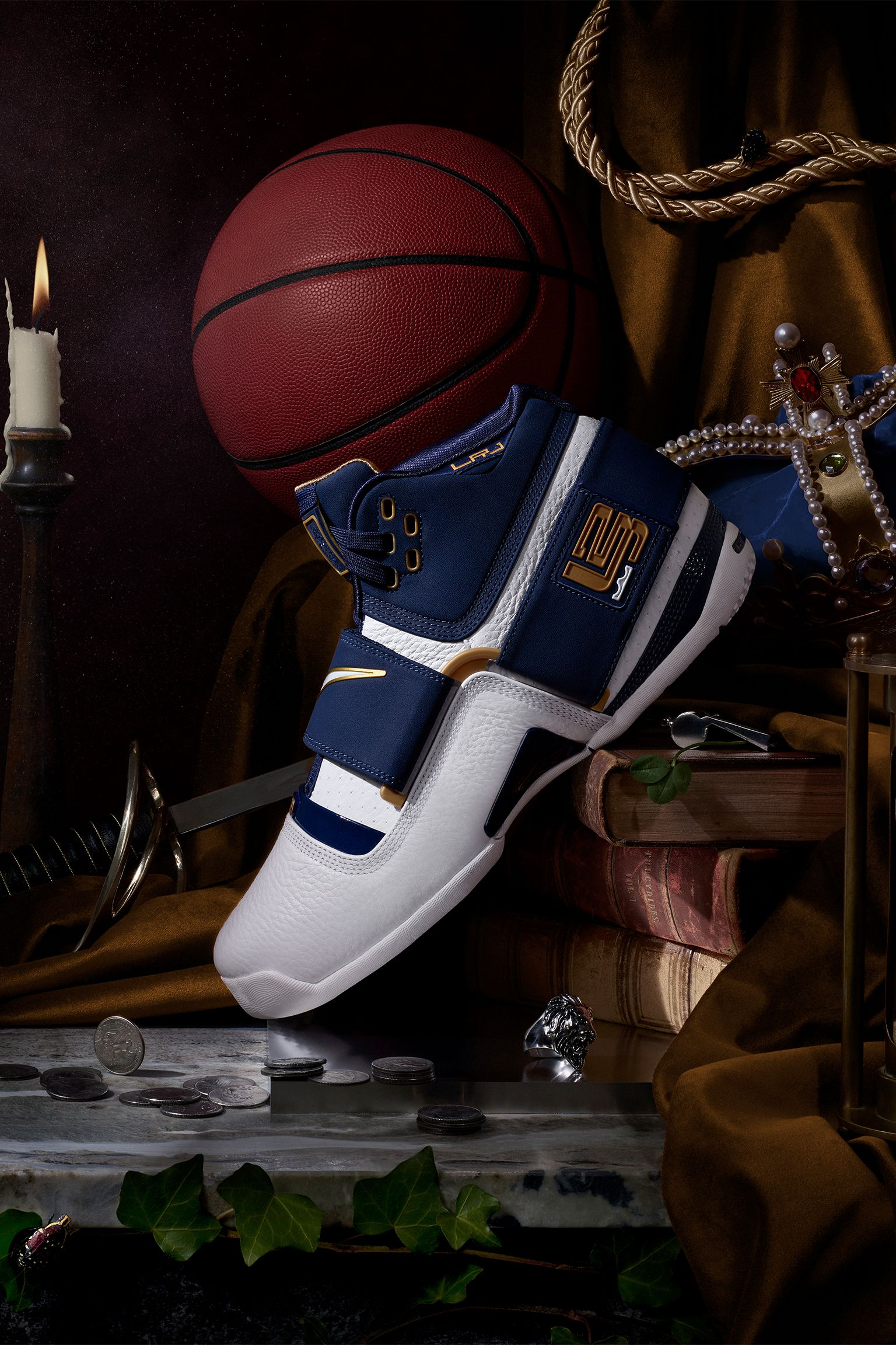 new arrivals 940a0 0c76b Nike Lebron Soldier 1 'Art of a Champion' Release Date. Nike ...