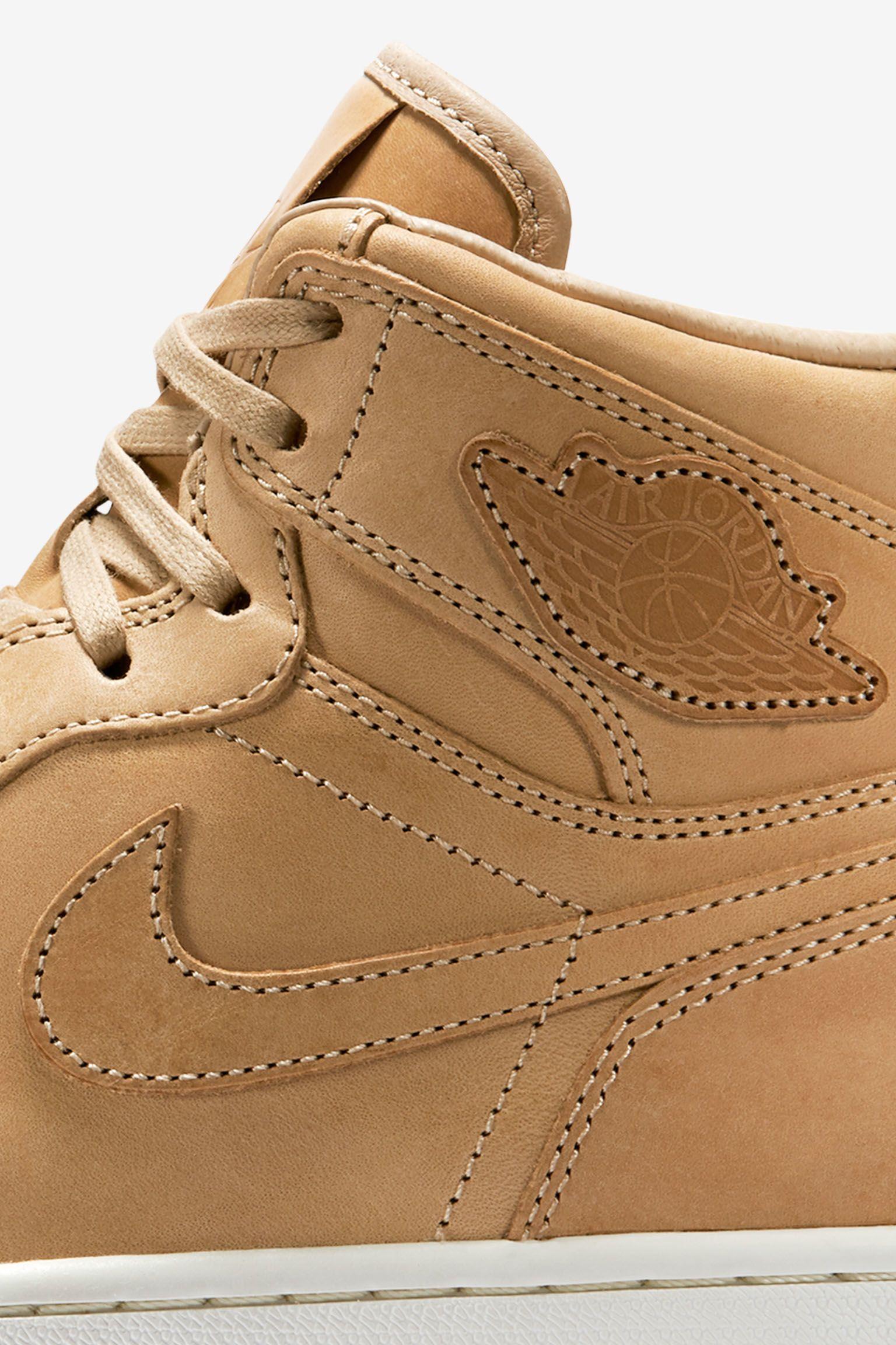 Air Jordan 1 Retro Pinnacle 'Vachetta Tan' Release Date