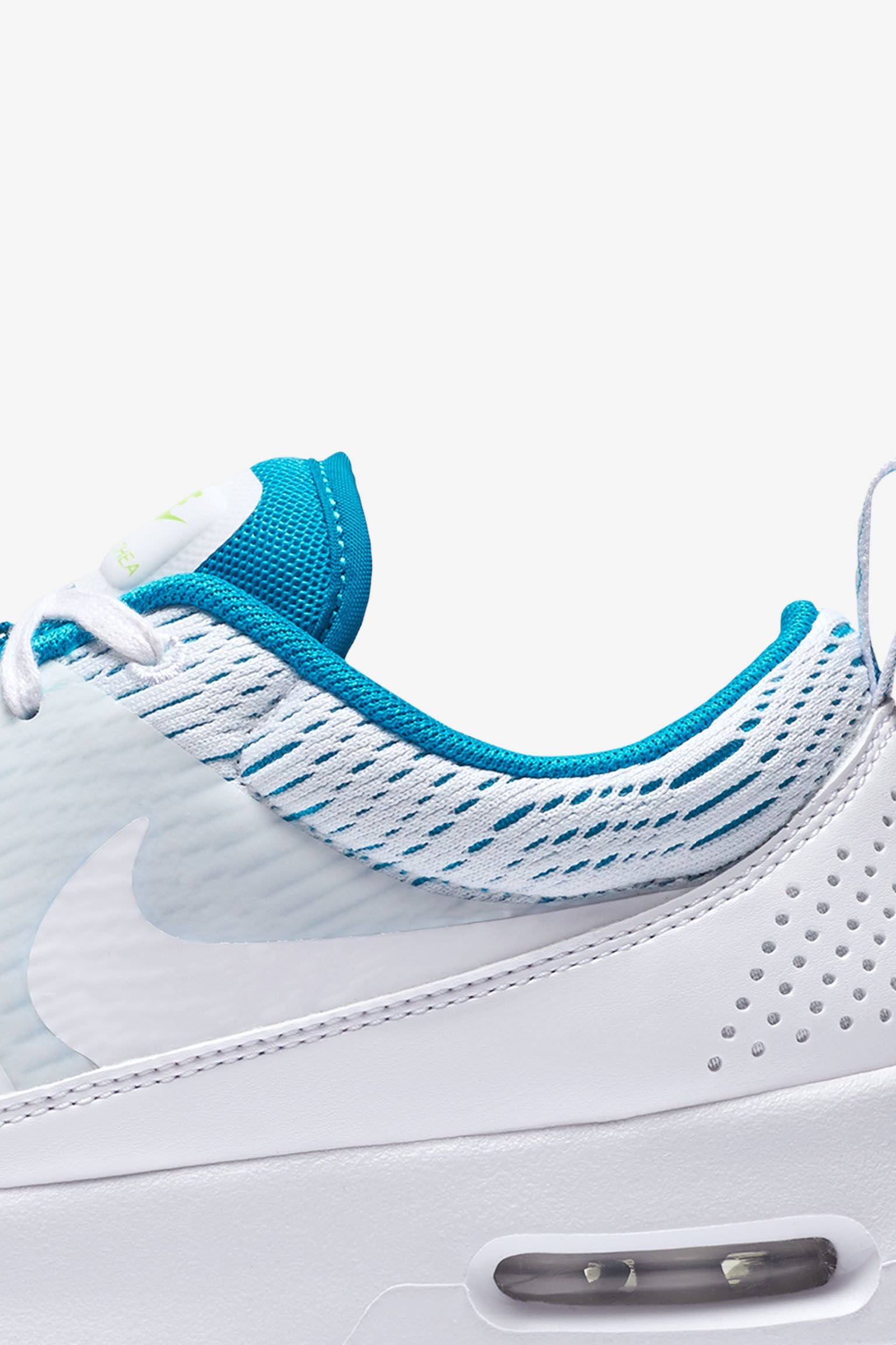 Women's Air Max Thea 'White & Blue Lagoon'