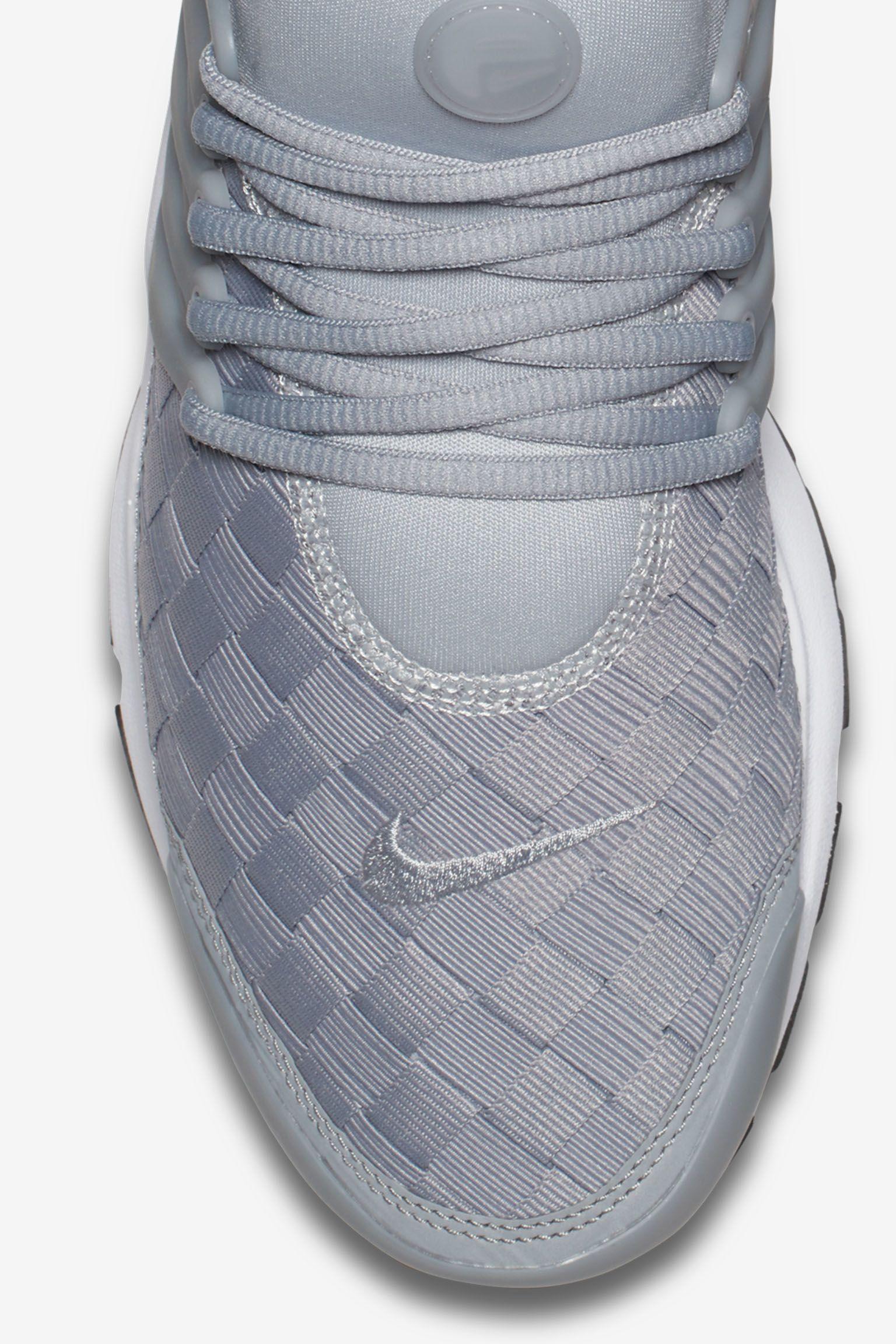 Nike Air Presto SE 'Wolf Grey' Release Date