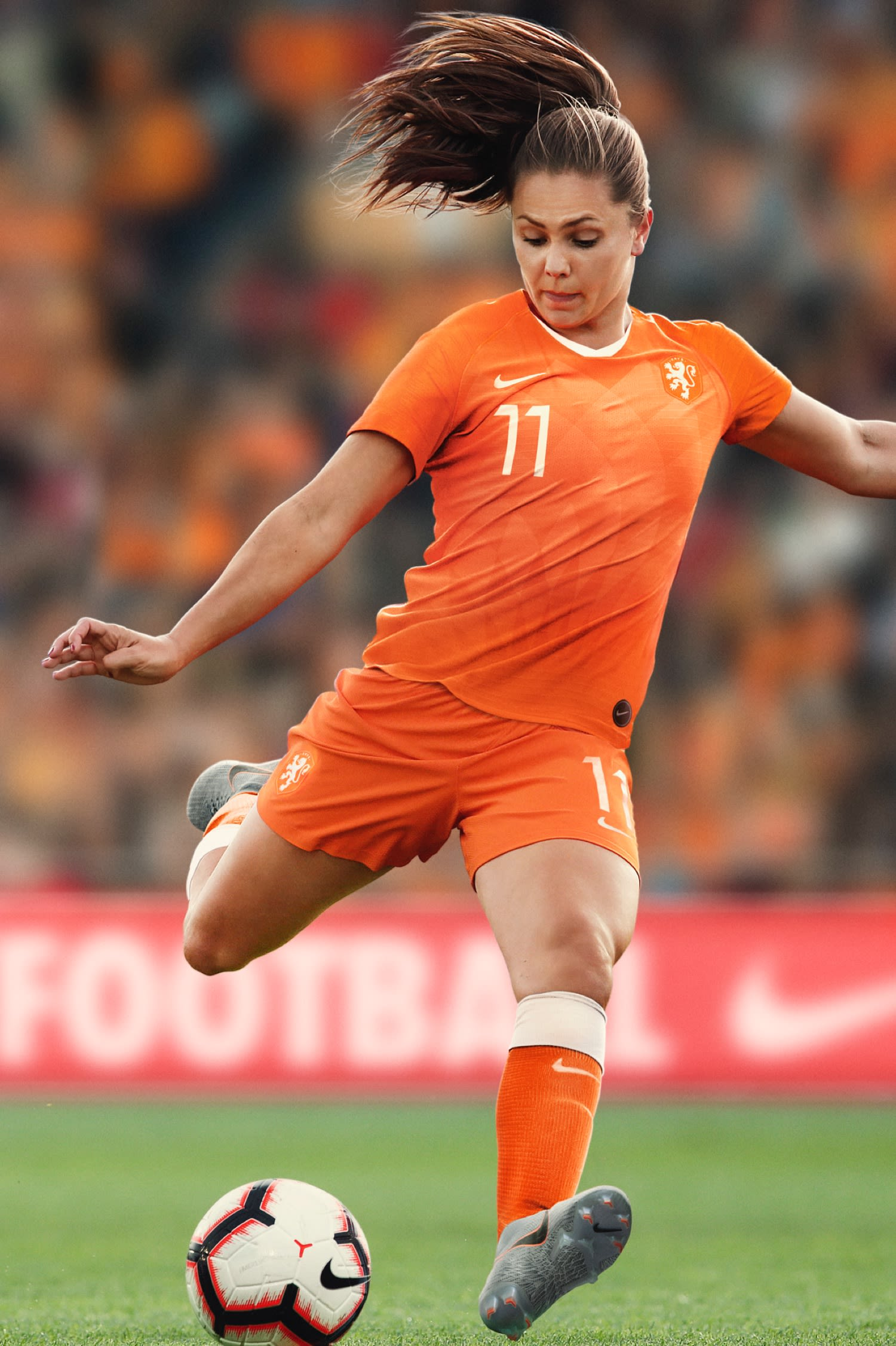 Netherlands Women's National Team 2019