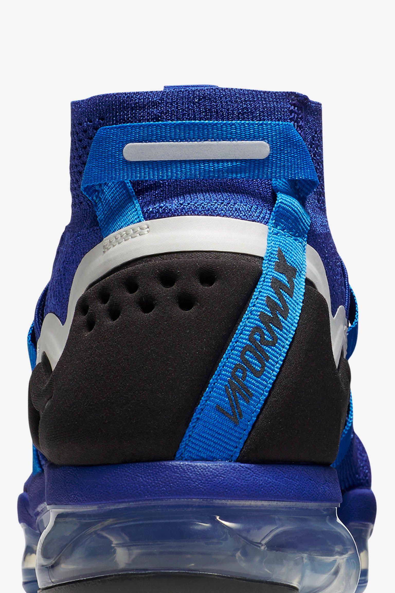 Nike Air Vapormax Utility 'Game Royal & Black' Release Date