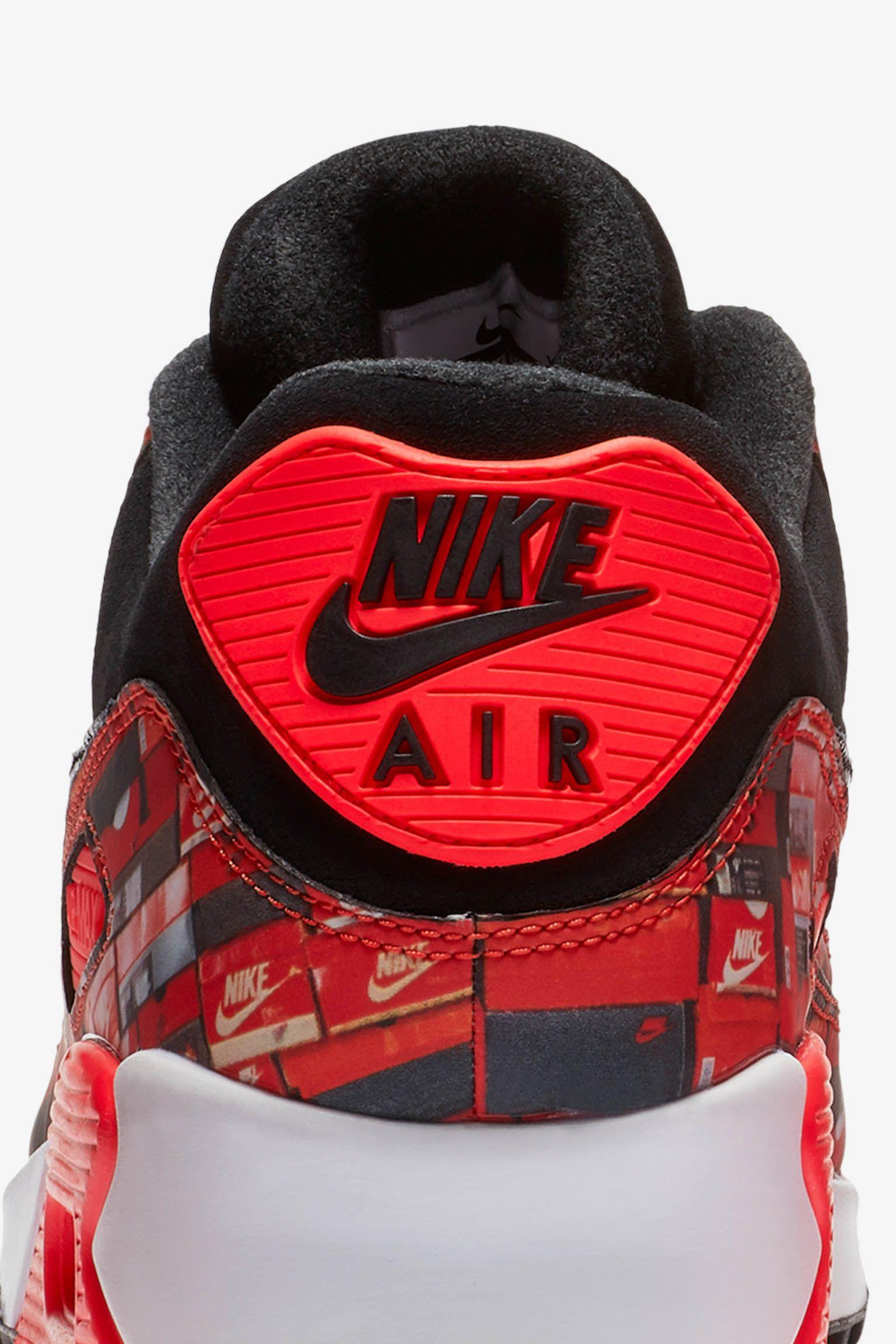 Nike Air Max 90 Atmos 'We Love Nike' Release Date