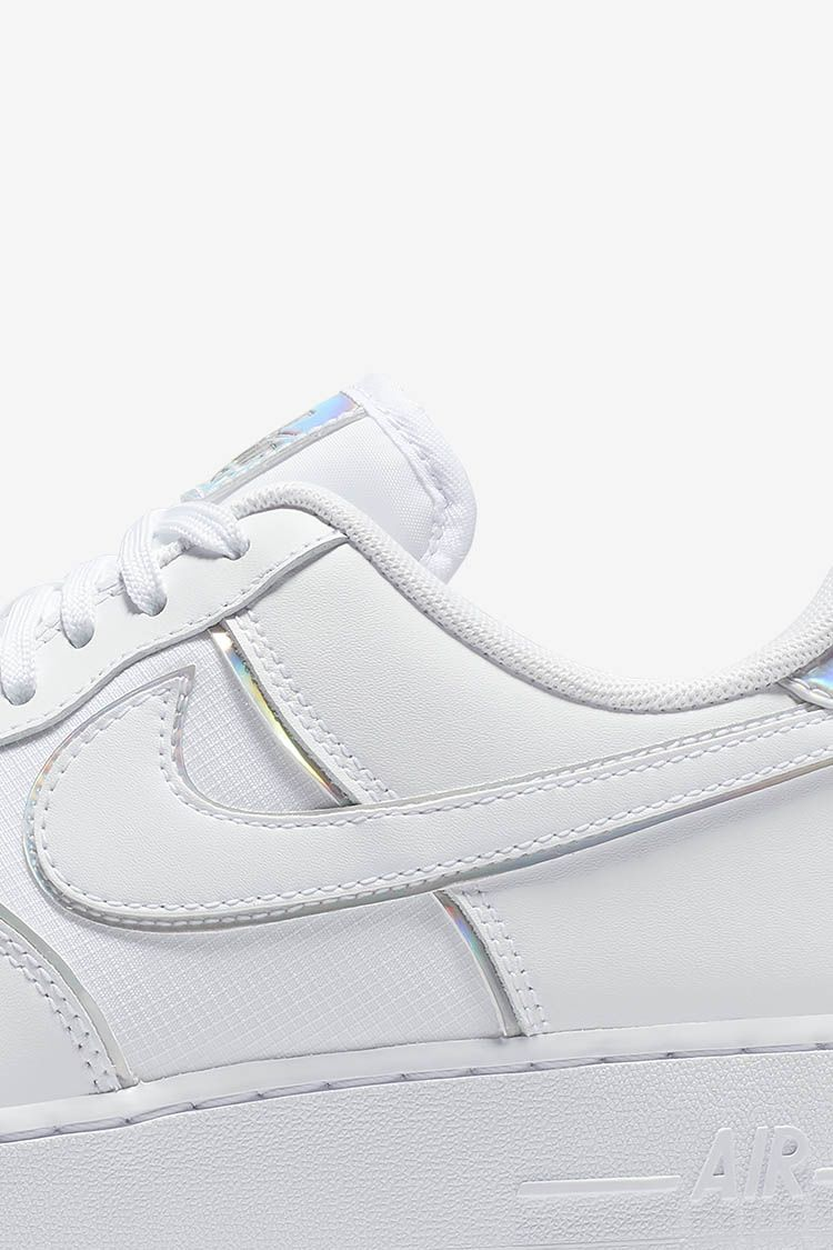 Nike Air Force 1 Low Y2K 'Triple White' Release Date