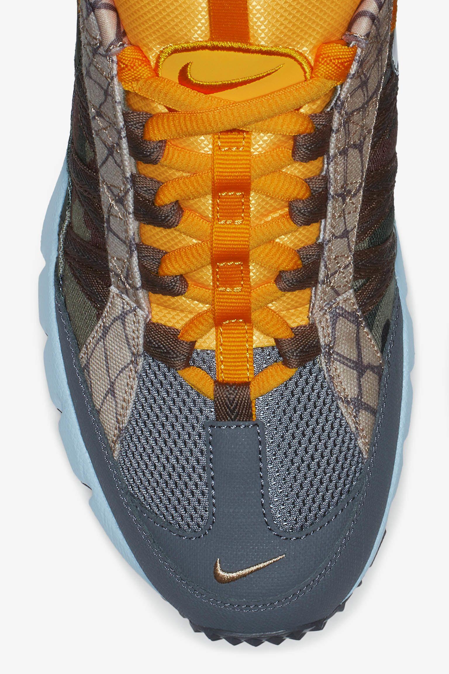 Nike Air Humara Premium 'Dark Grey & Light Silver' Release Date
