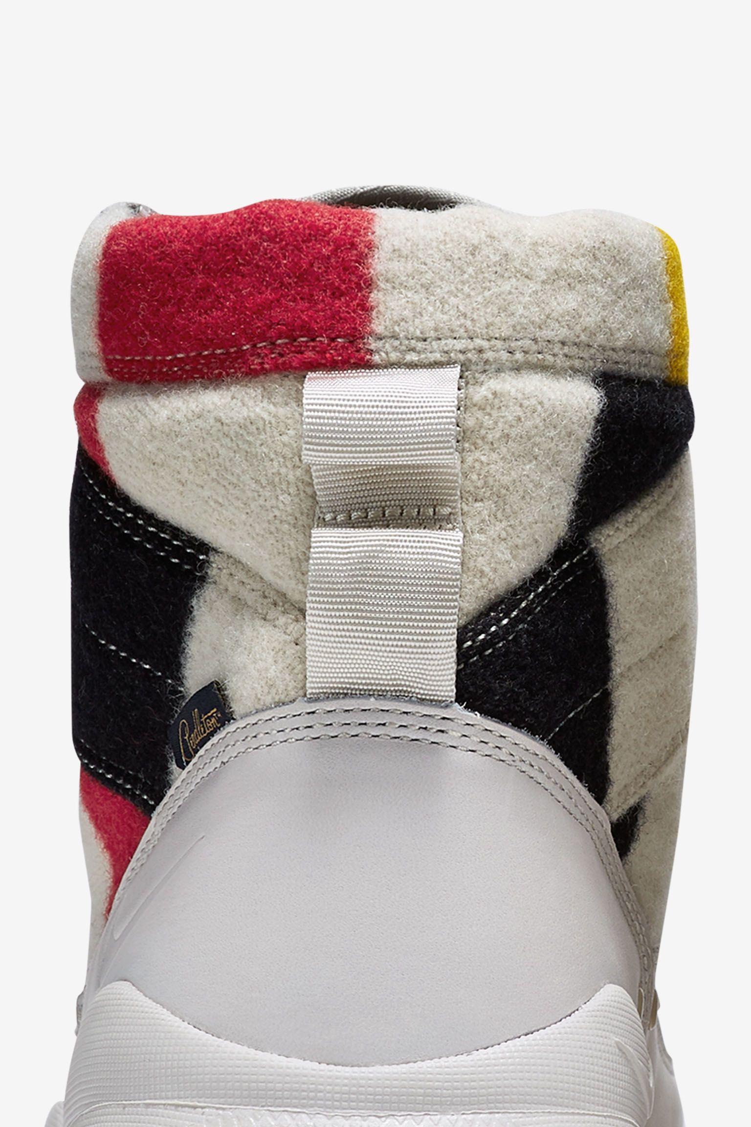 "Nike SFB 6"" Leather Boot x Pendleton"