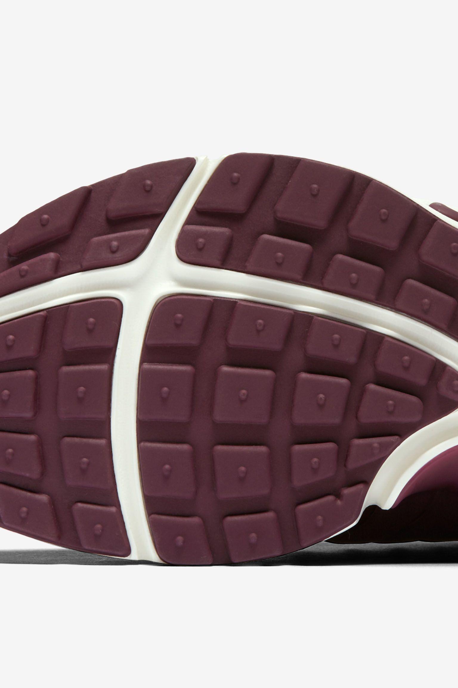 Nike Air Presto Premium 'Night Maroon' voor dames