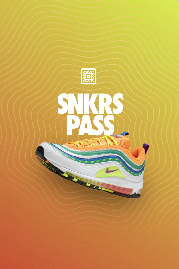 SNKRS Pass: Air Max 97 'On-Air: London' Select Cities