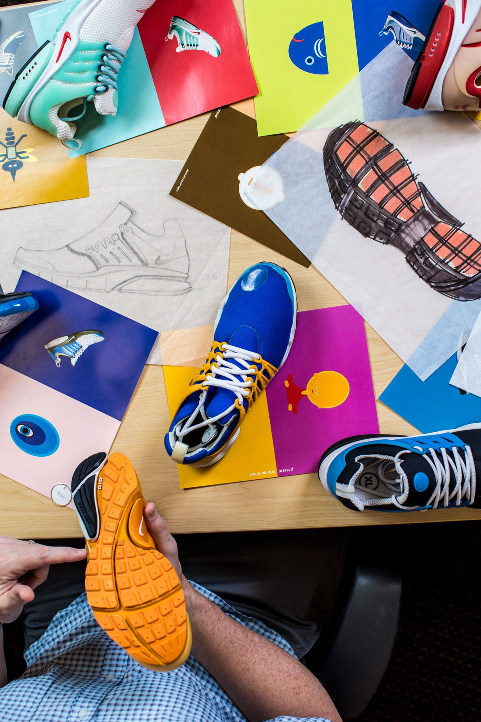 Tajemství designu: Nike Air Presto