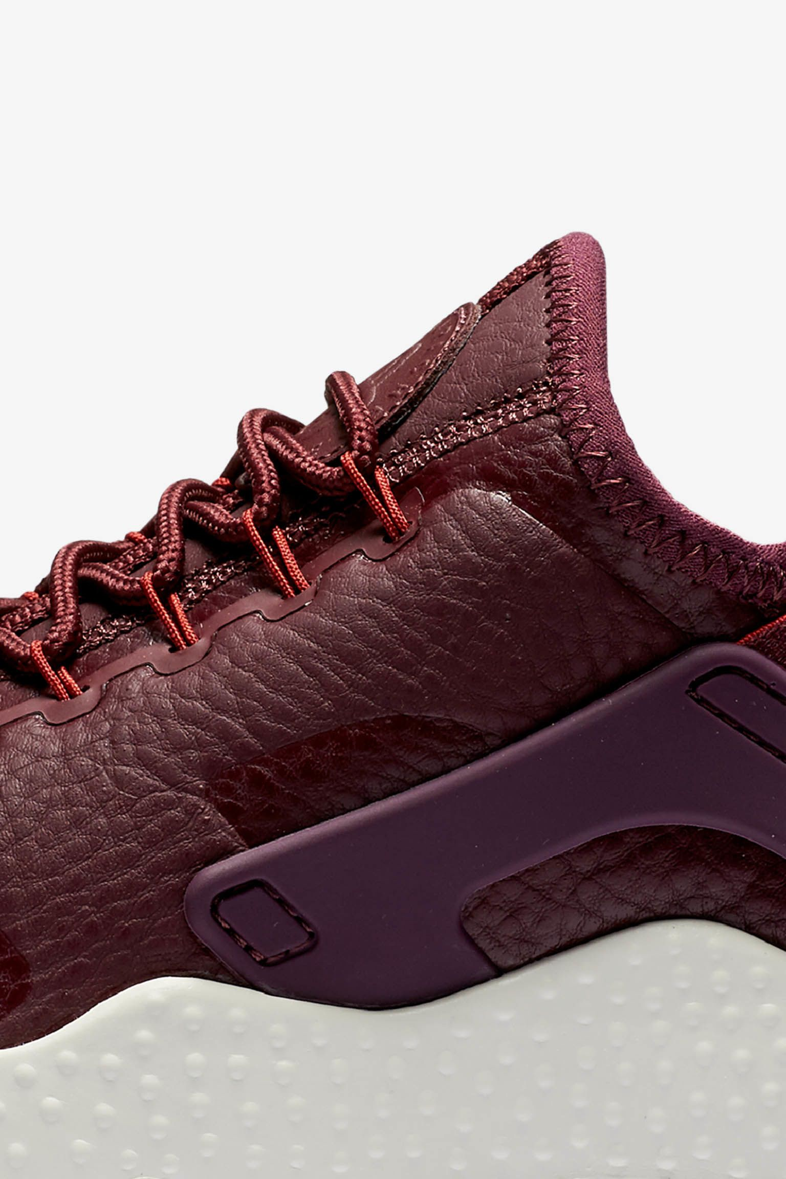 Women's Nike Air Huarache Ultra Premium 'Night Maroon'