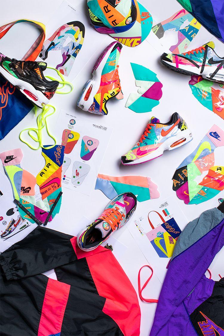 Behind the Design: atmos x Nike Air Max2 Light