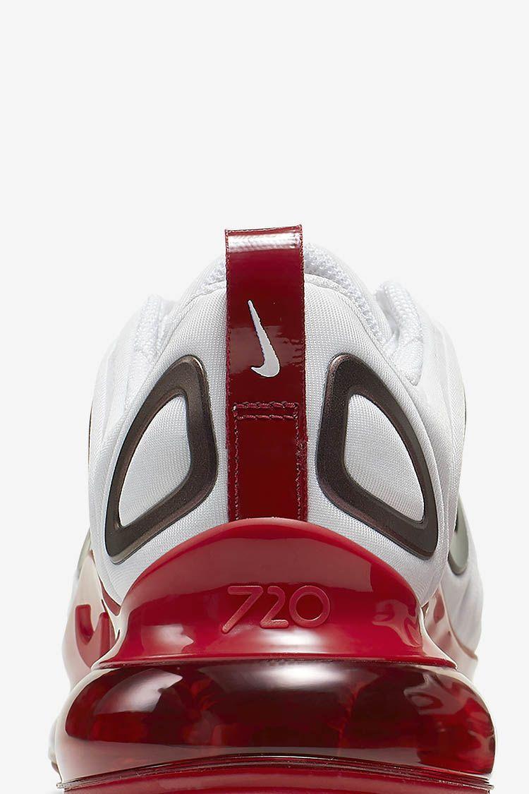Nike Women's Air Max 720 'Hyper Crimson' Release Date