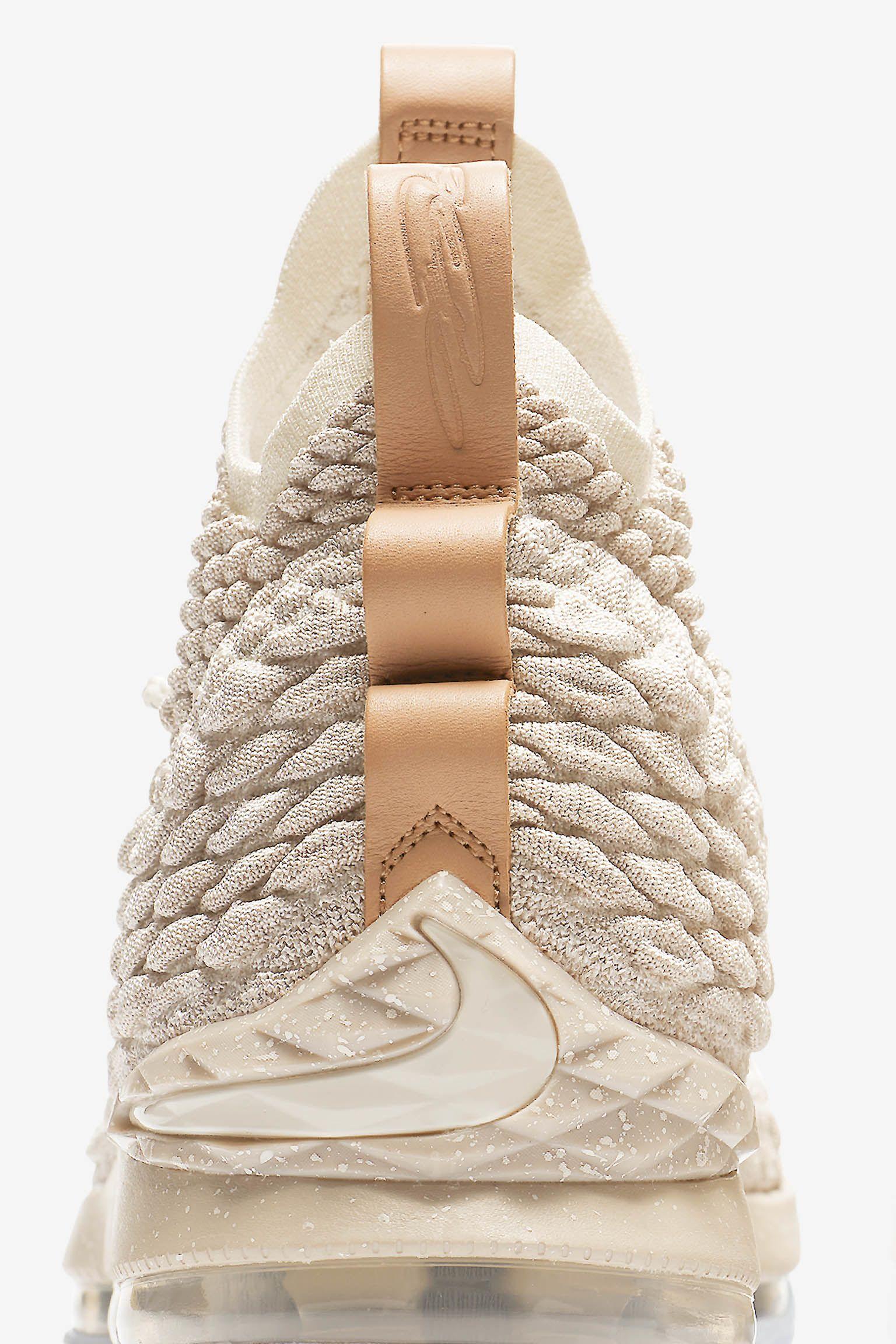 Nike Lebron 15 'Ghost' Release Date