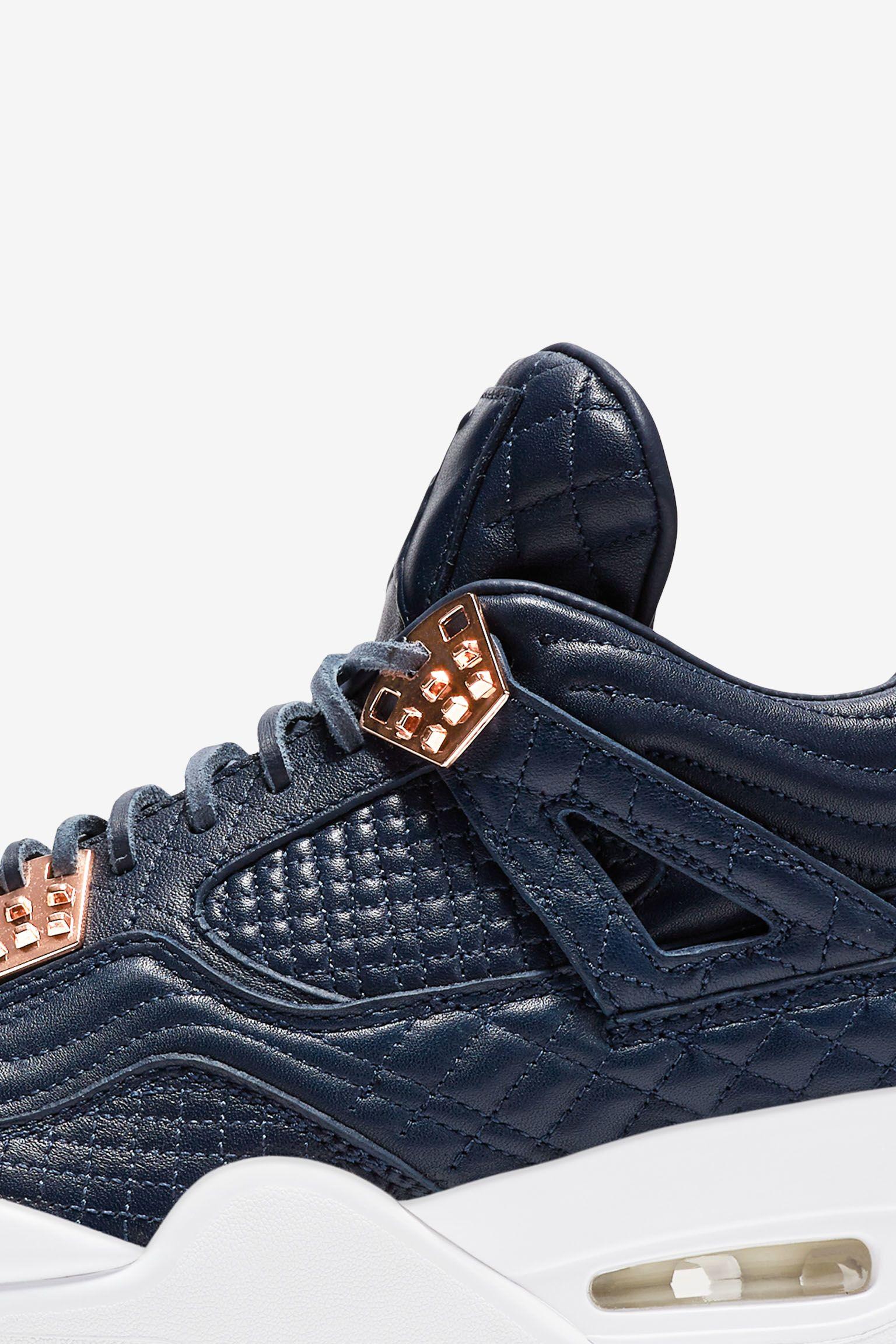 e345a41ea7a ... Air Jordan 4 Premium Obsidian Release Date .