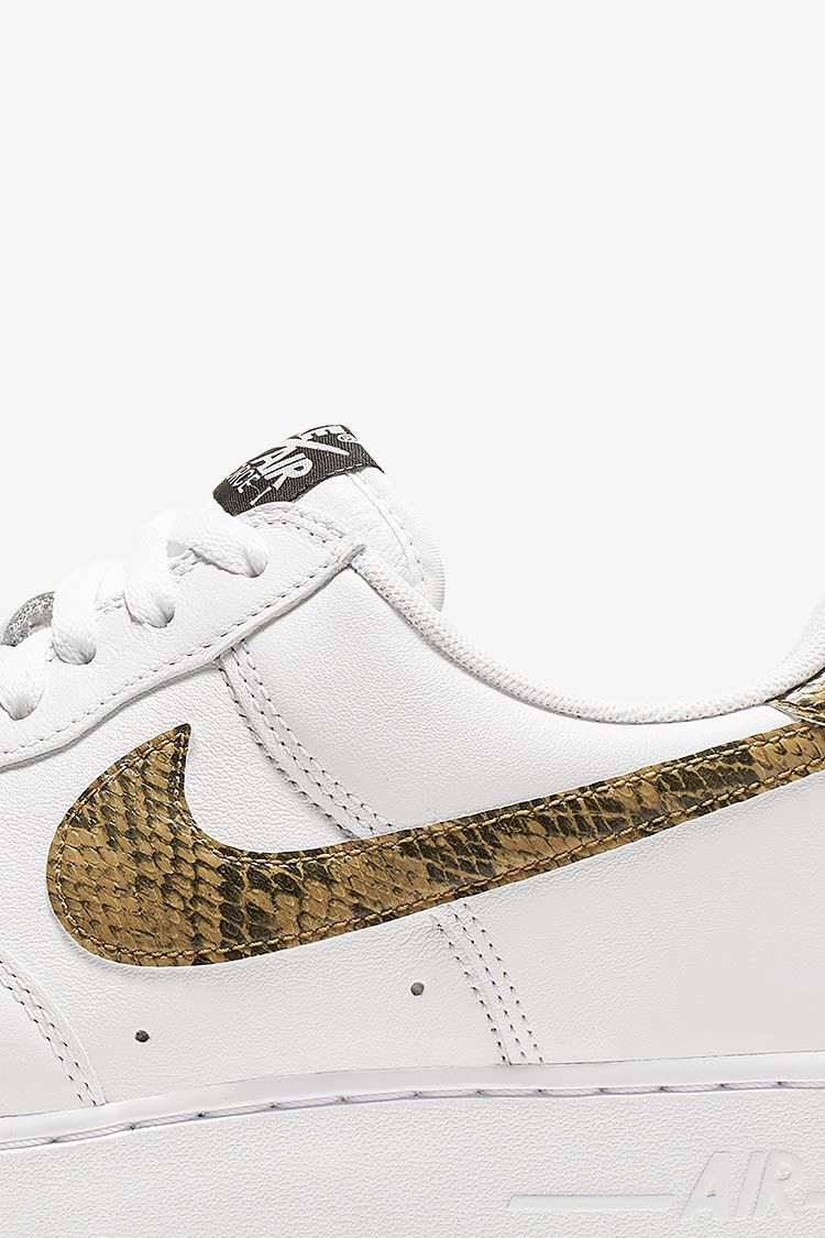 Air Force 1 '96 Snake' Release Date