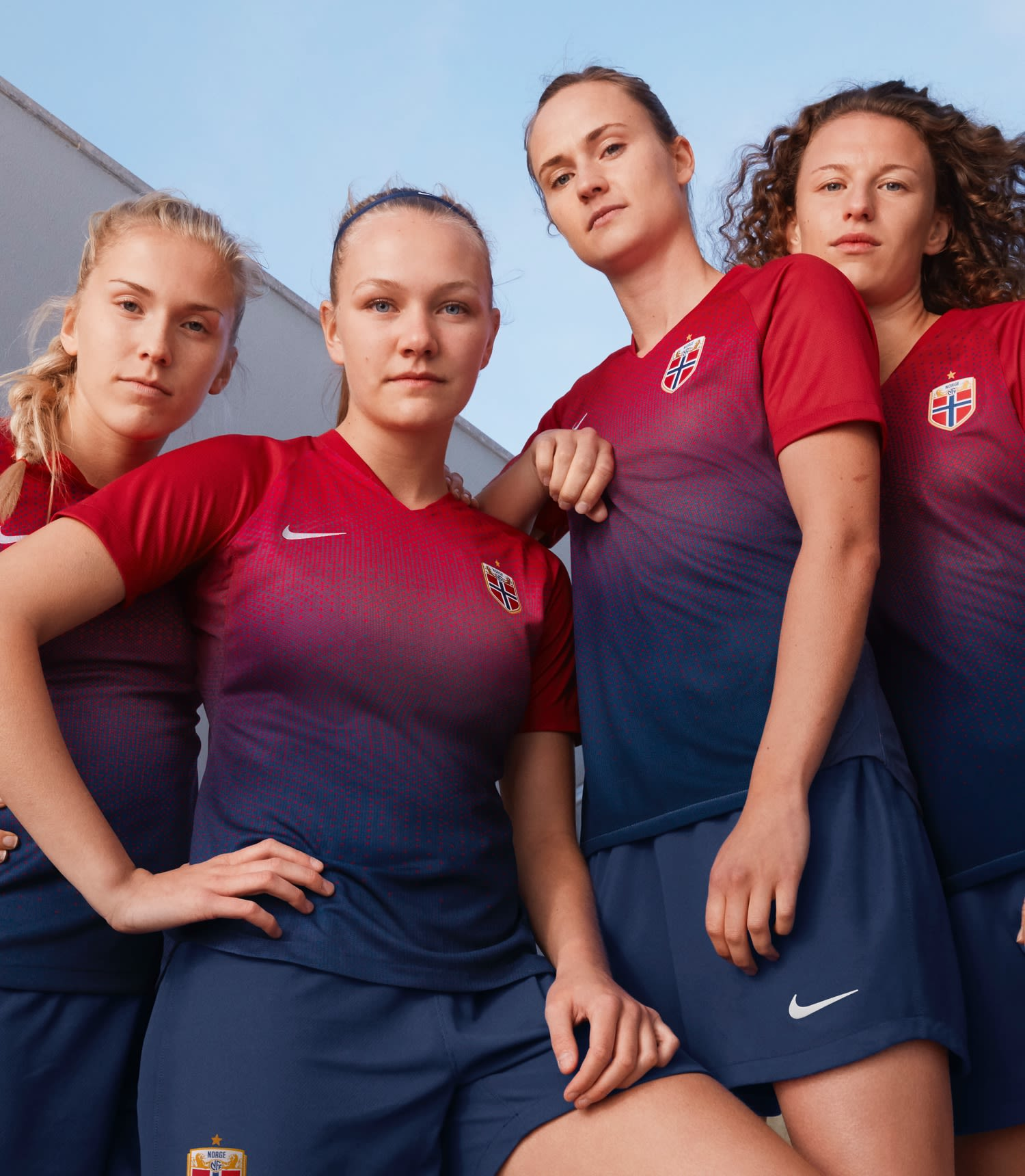 Norway Women's National Team 2019