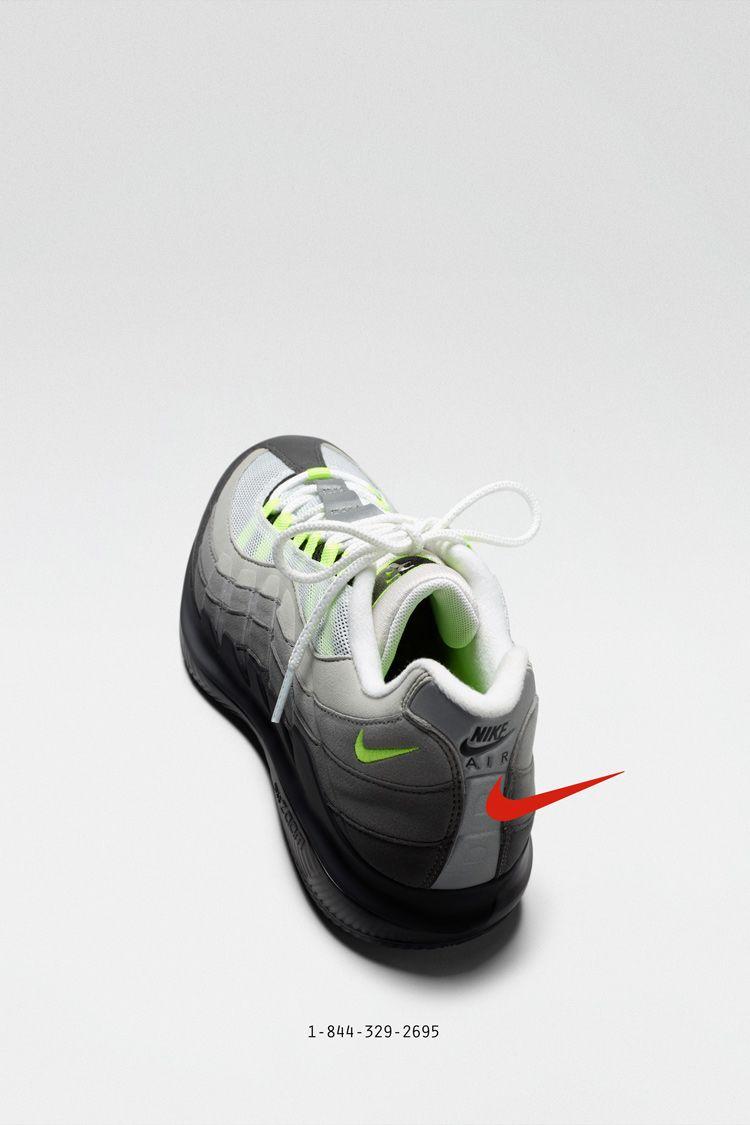 NikeCourt Vapor RF x AM95 'Black & Volt' Release Date