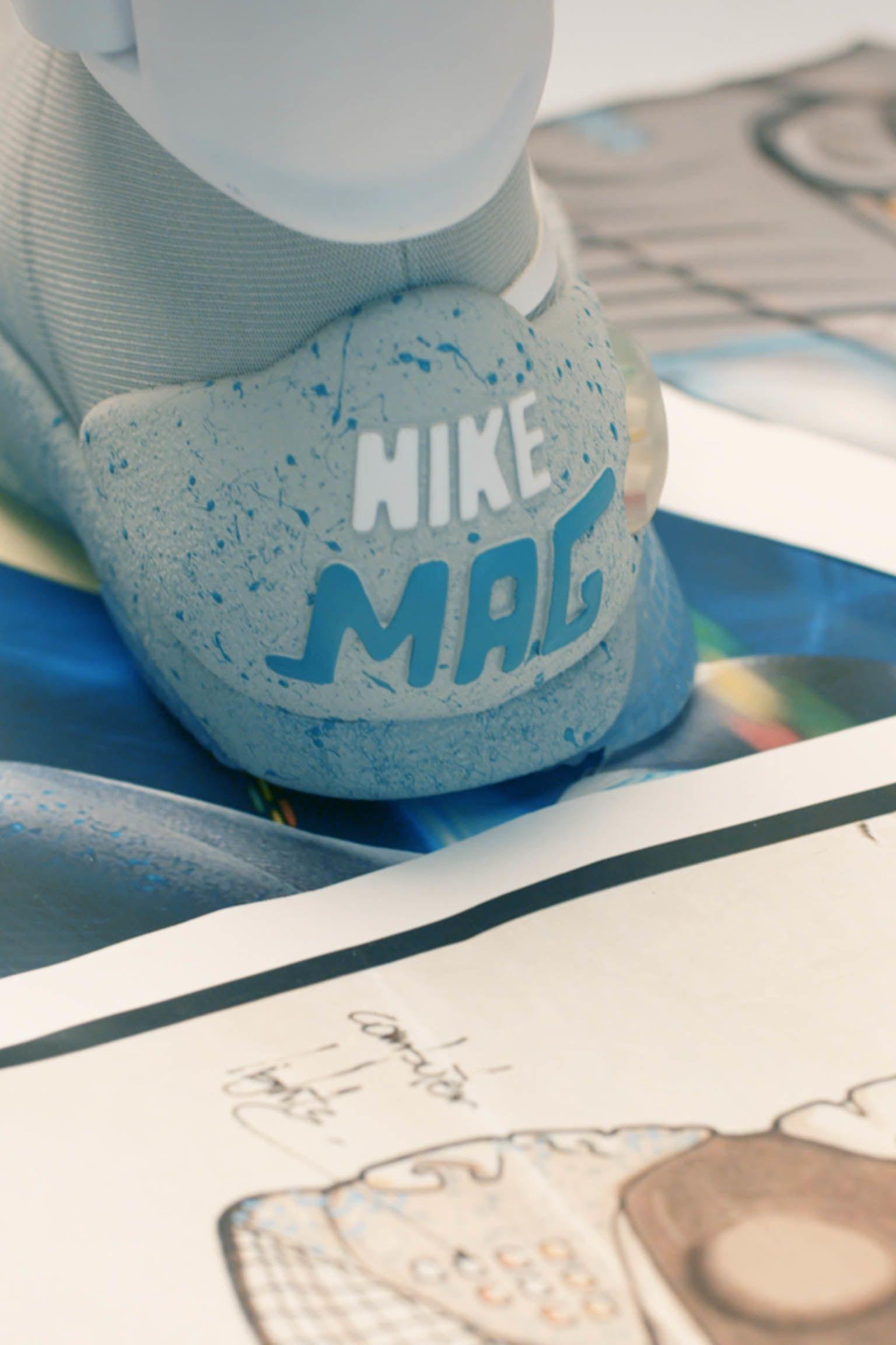 Behind the Design: Nike Mag 2016