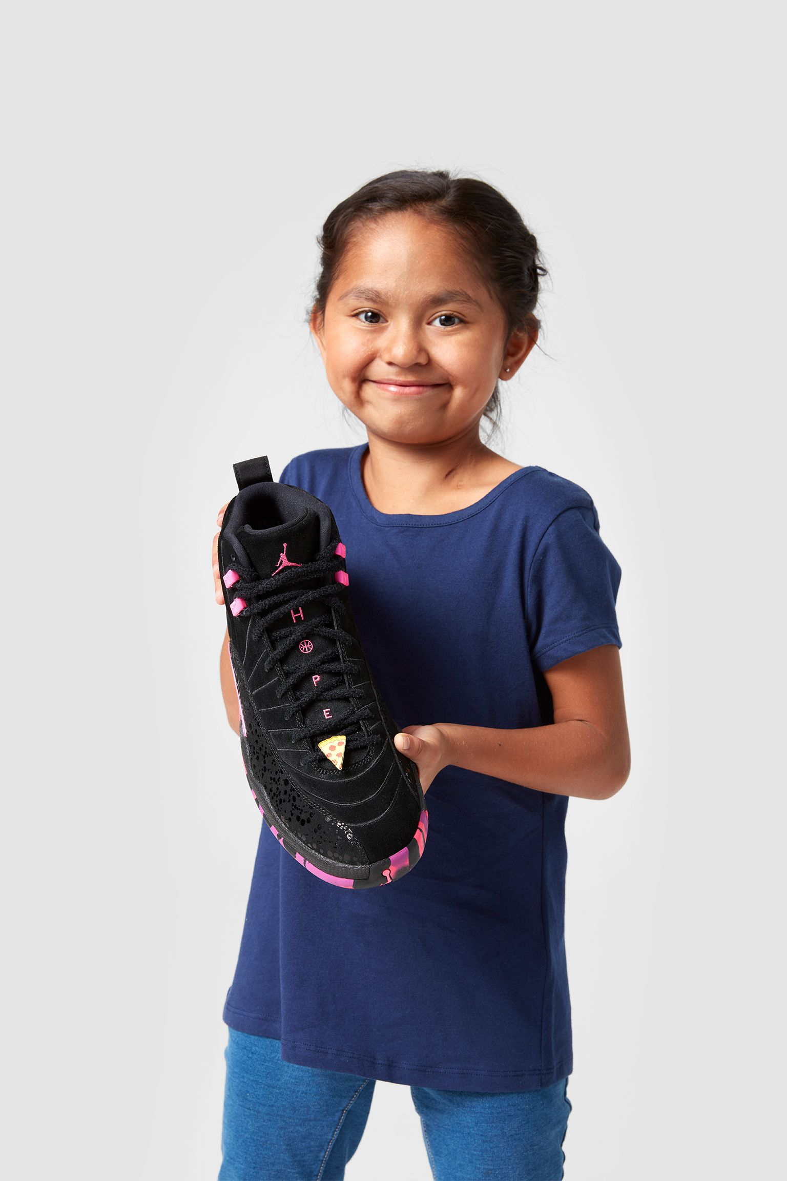 wholesale dealer dd47b 8ab22 Air Jordan 12 Retro Doernbecher Freestyle 2017 'Black & Pink ...