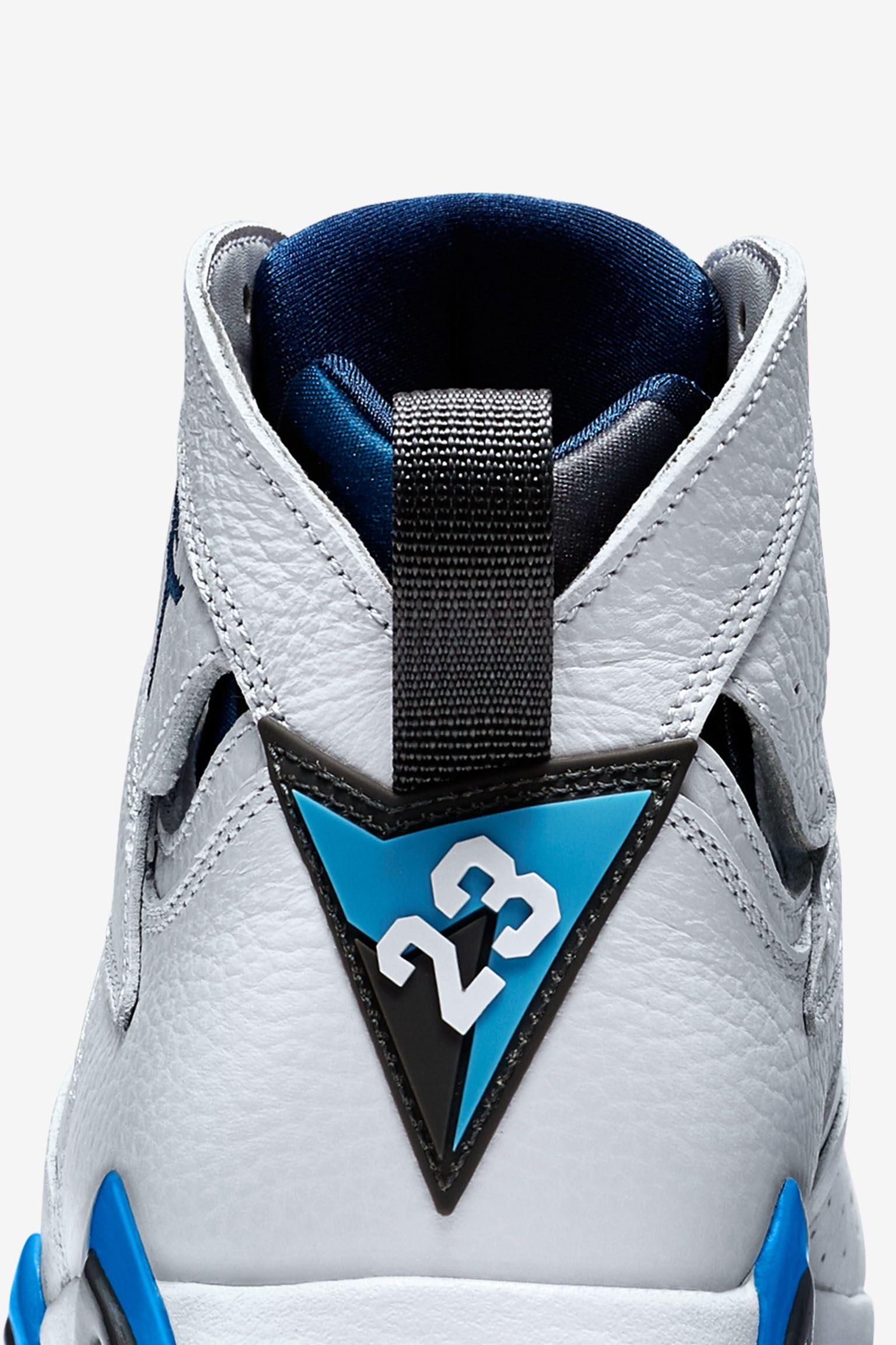 Air Jordan 7 Retro 'French Blue'