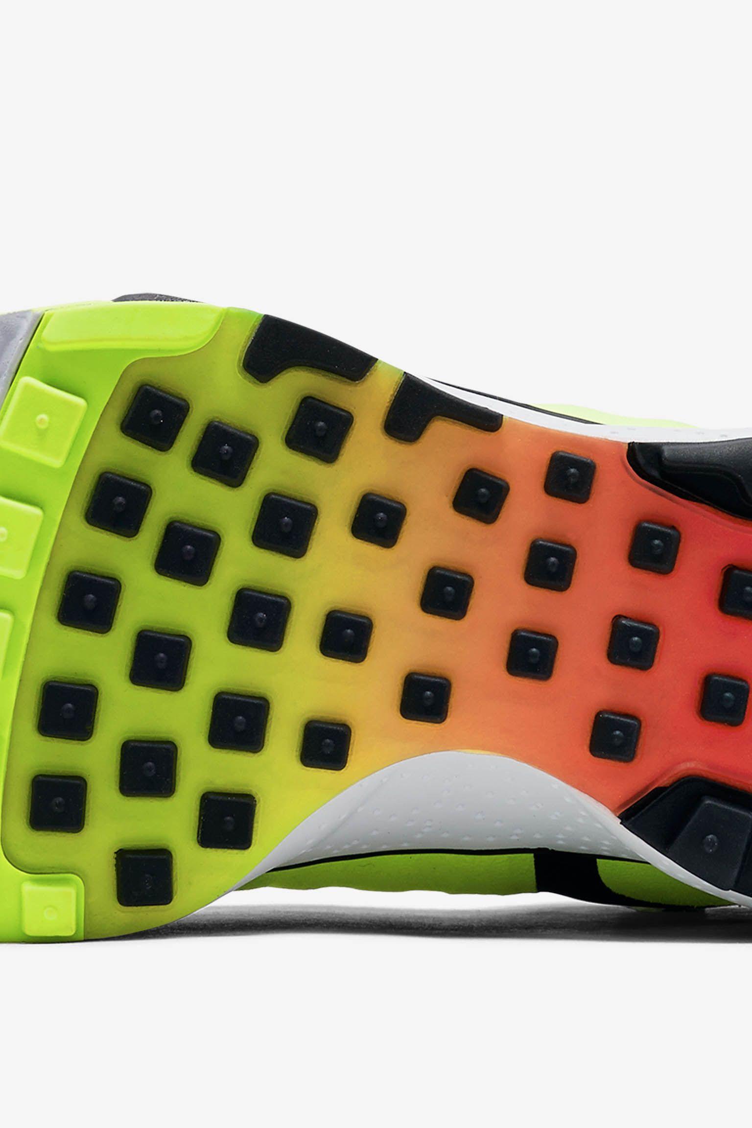 NikeLab Air Zoom Talaria Mid Flyknit 'Black & Volt'