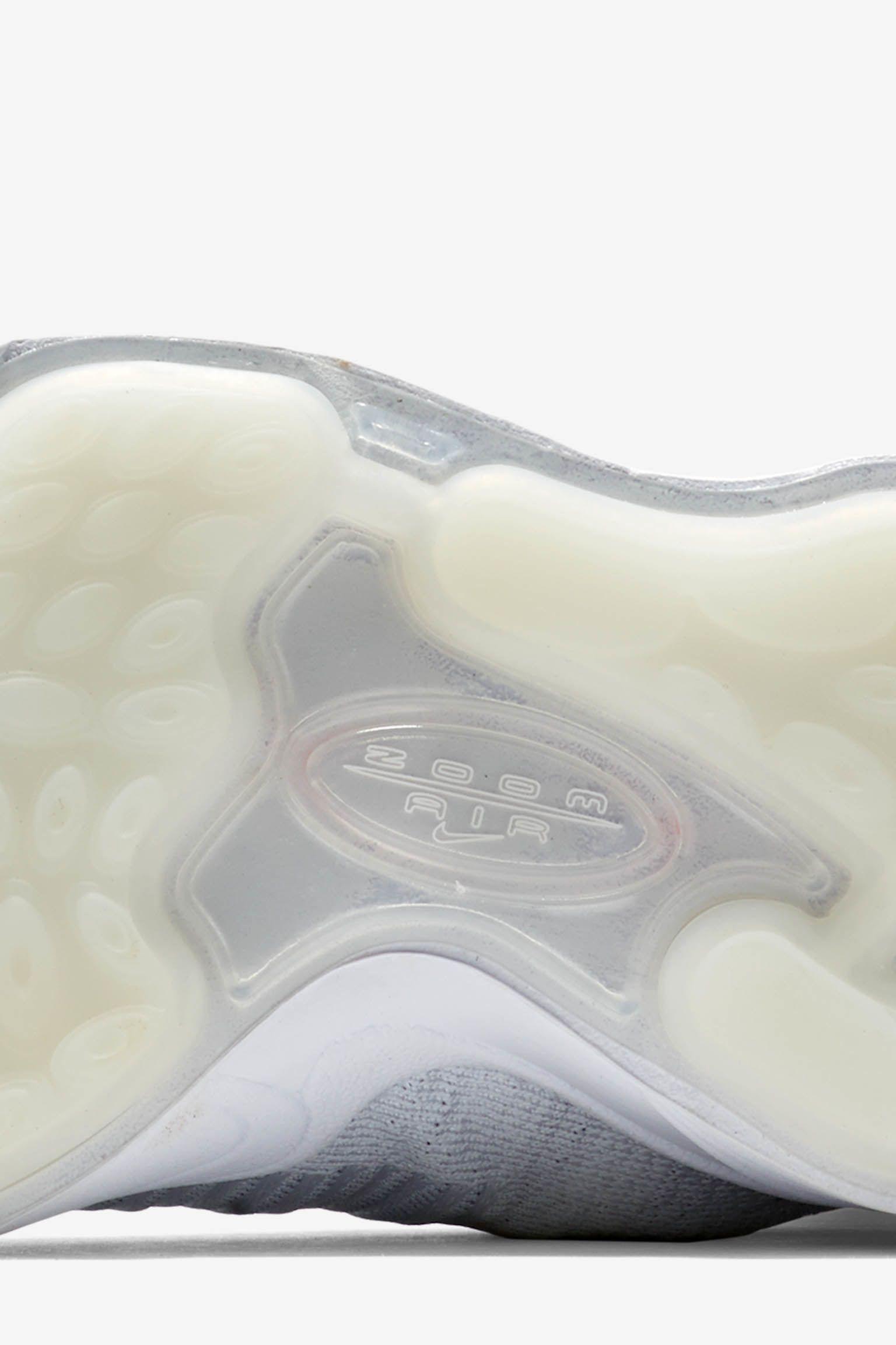 Nike Zoom Mercurial XI Flyknit 'Triple White'