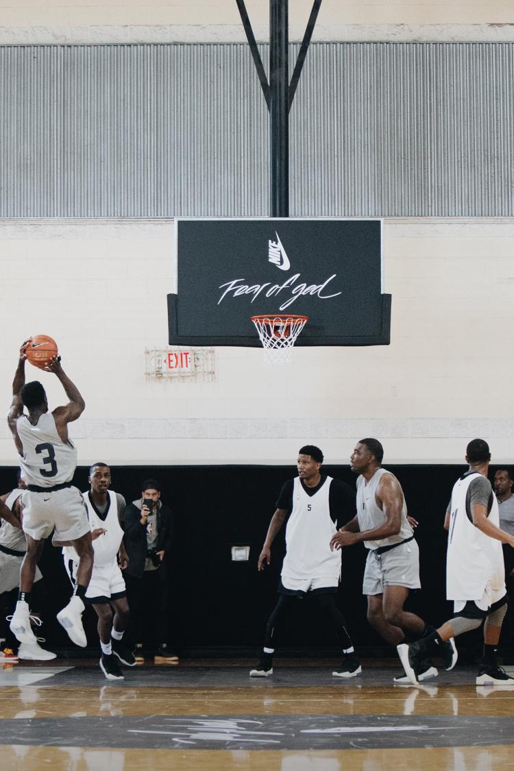 Nike Basketball: Fear of God
