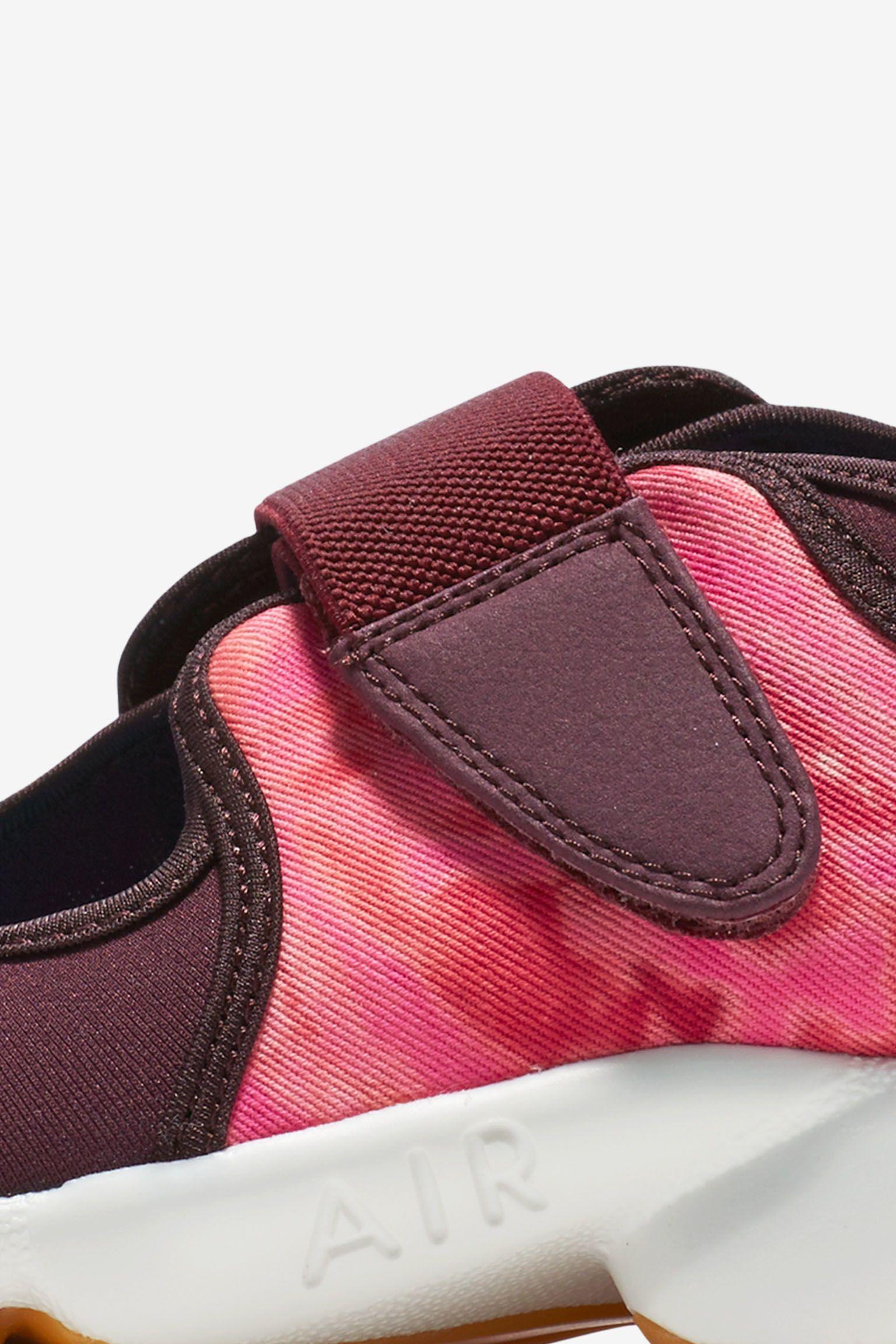 Women's Nike Air Rift 'From The Valley' Merlot