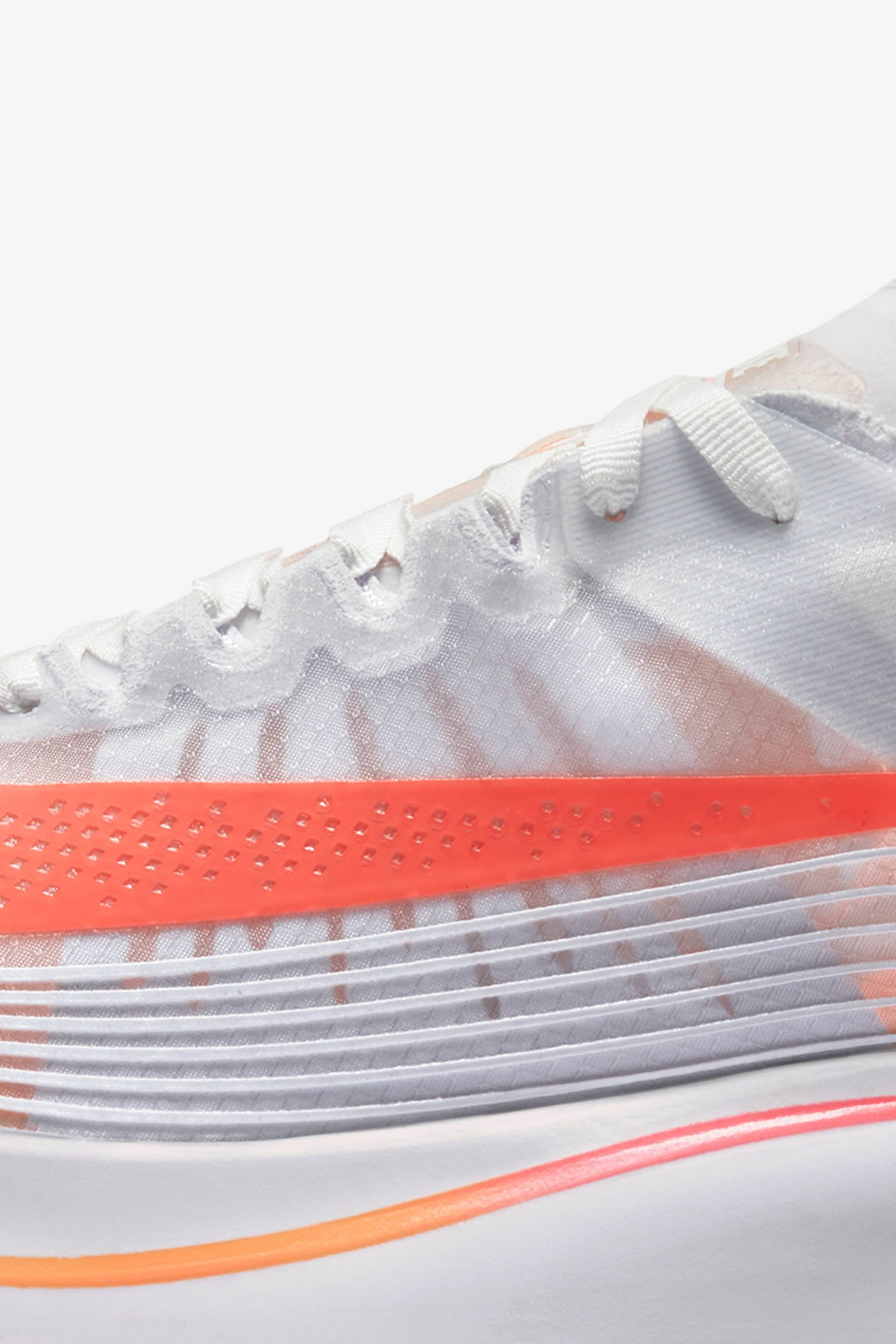 Nike Women s Zoom Fly SP  White   Sunset Pulse  Release Date. Nike⁠+ ... fb3cfe3f35