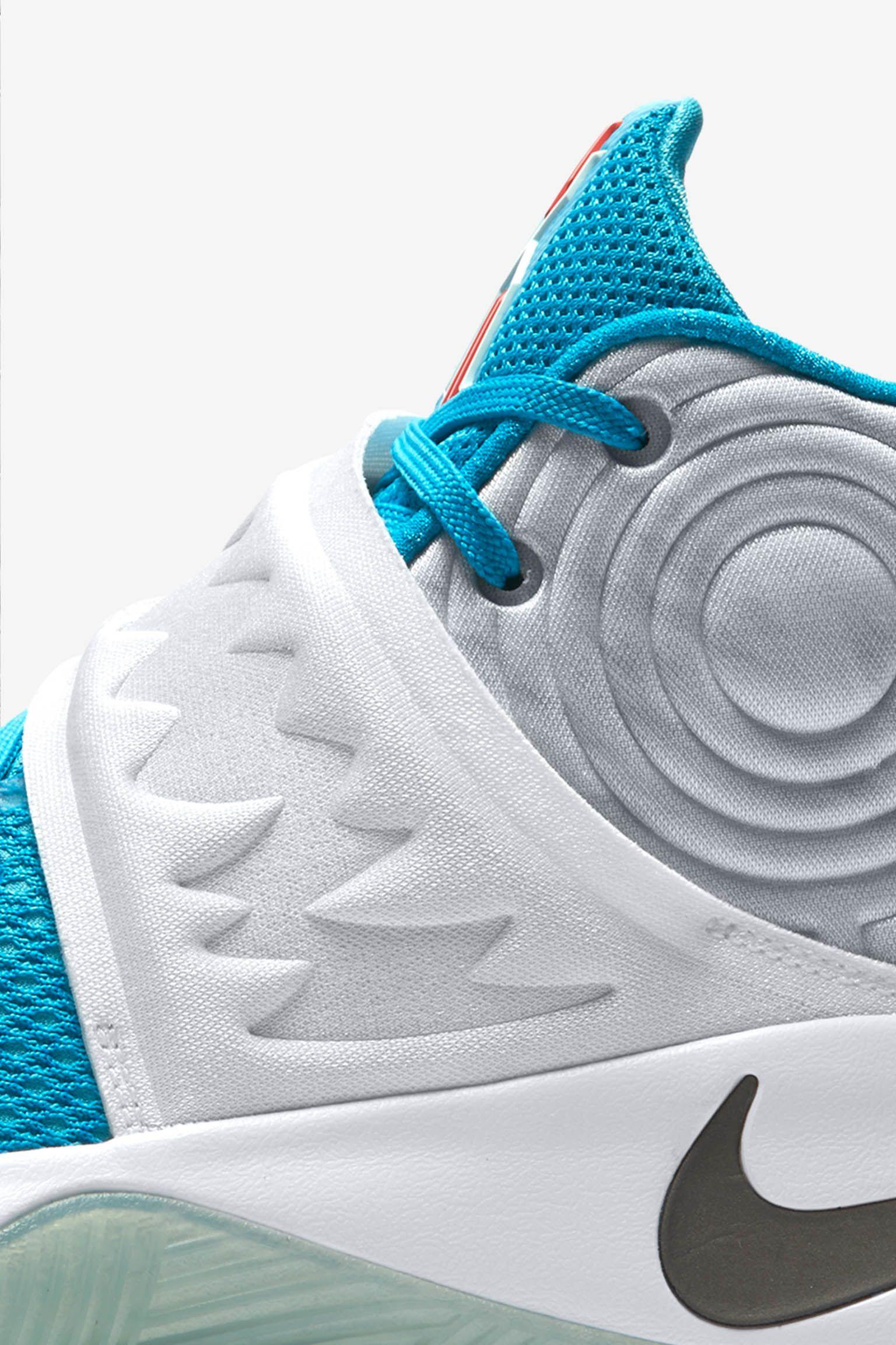 Nike Kyrie 2 'Fire & Ice' Release Date
