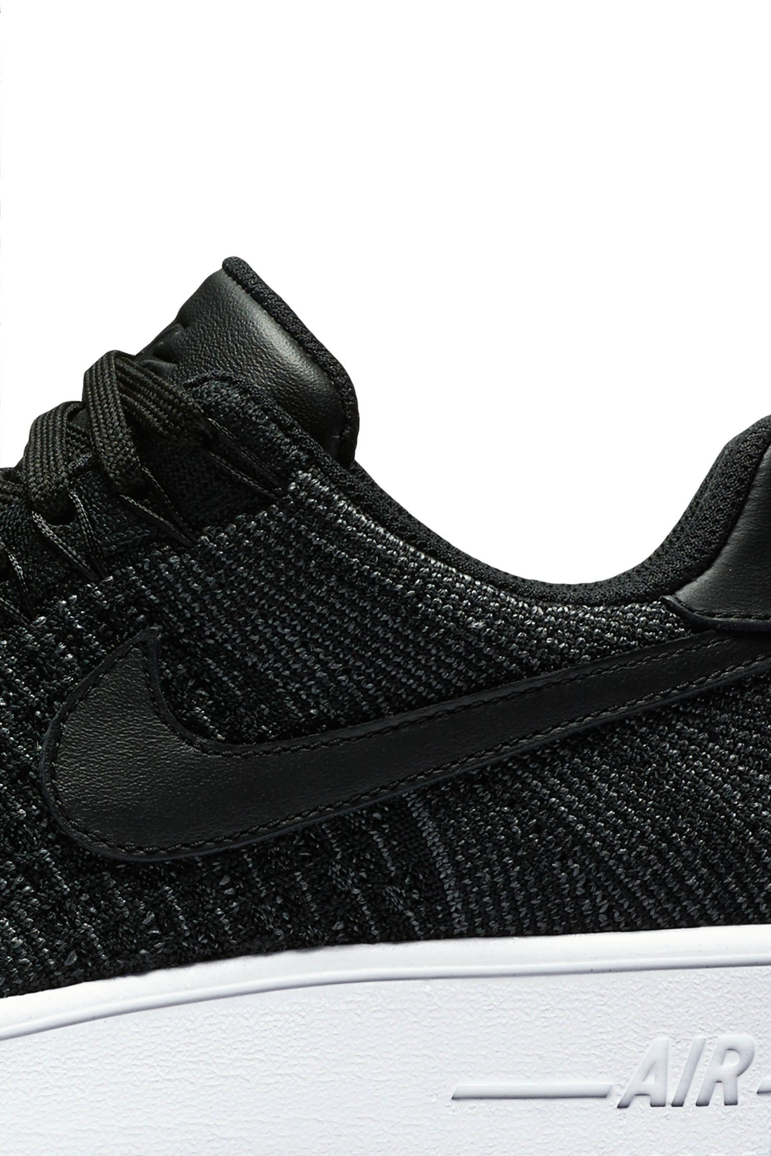 Women's Nike Air Force 1 Ultra Flyknit Low 'Black' Release Date
