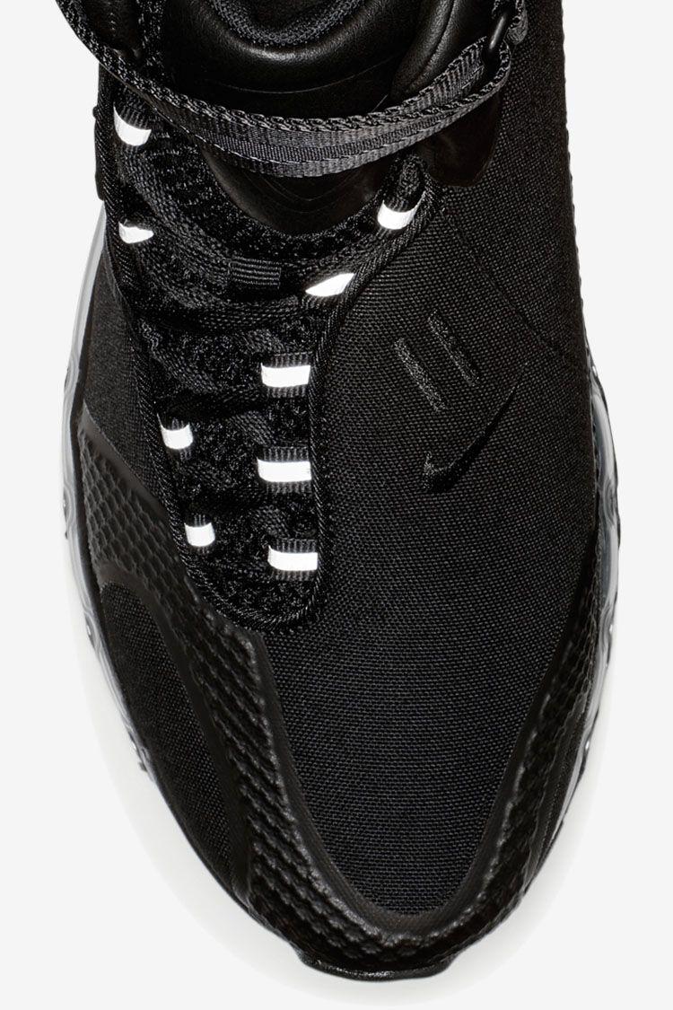 Nike Air Max 360 High Kim Jones 'Triple Black' Release Date
