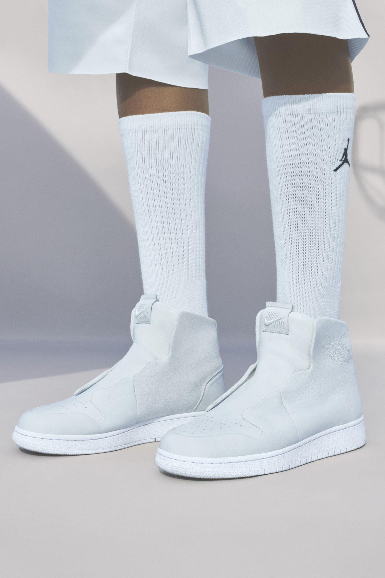 79d98e7d0b9 Women's Air Jordan 1 Sage XX '1 Reimagined' Release Date. Nike+ SNKRS