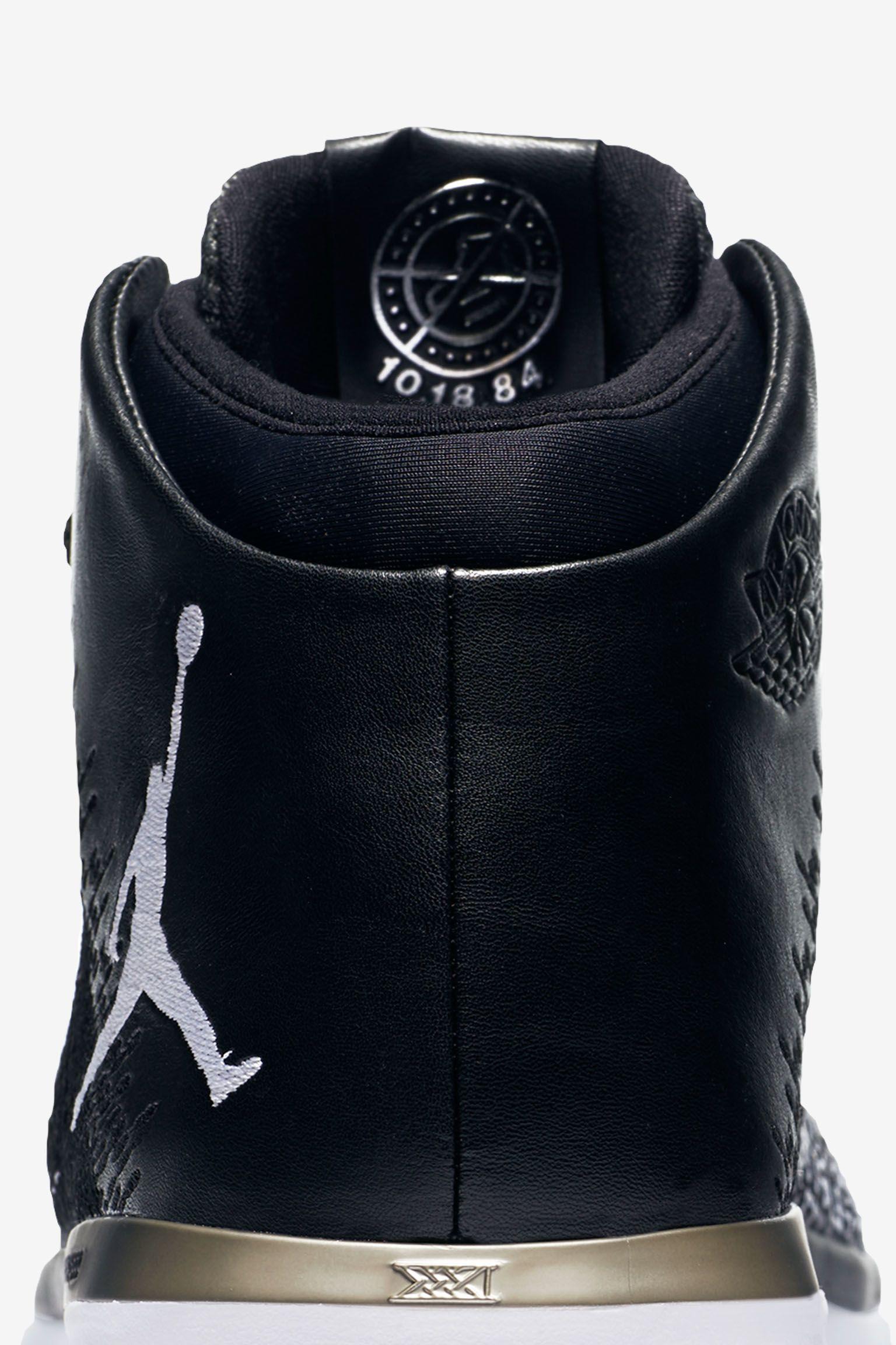 Air Jordan 31 'Fine Print' Release Date